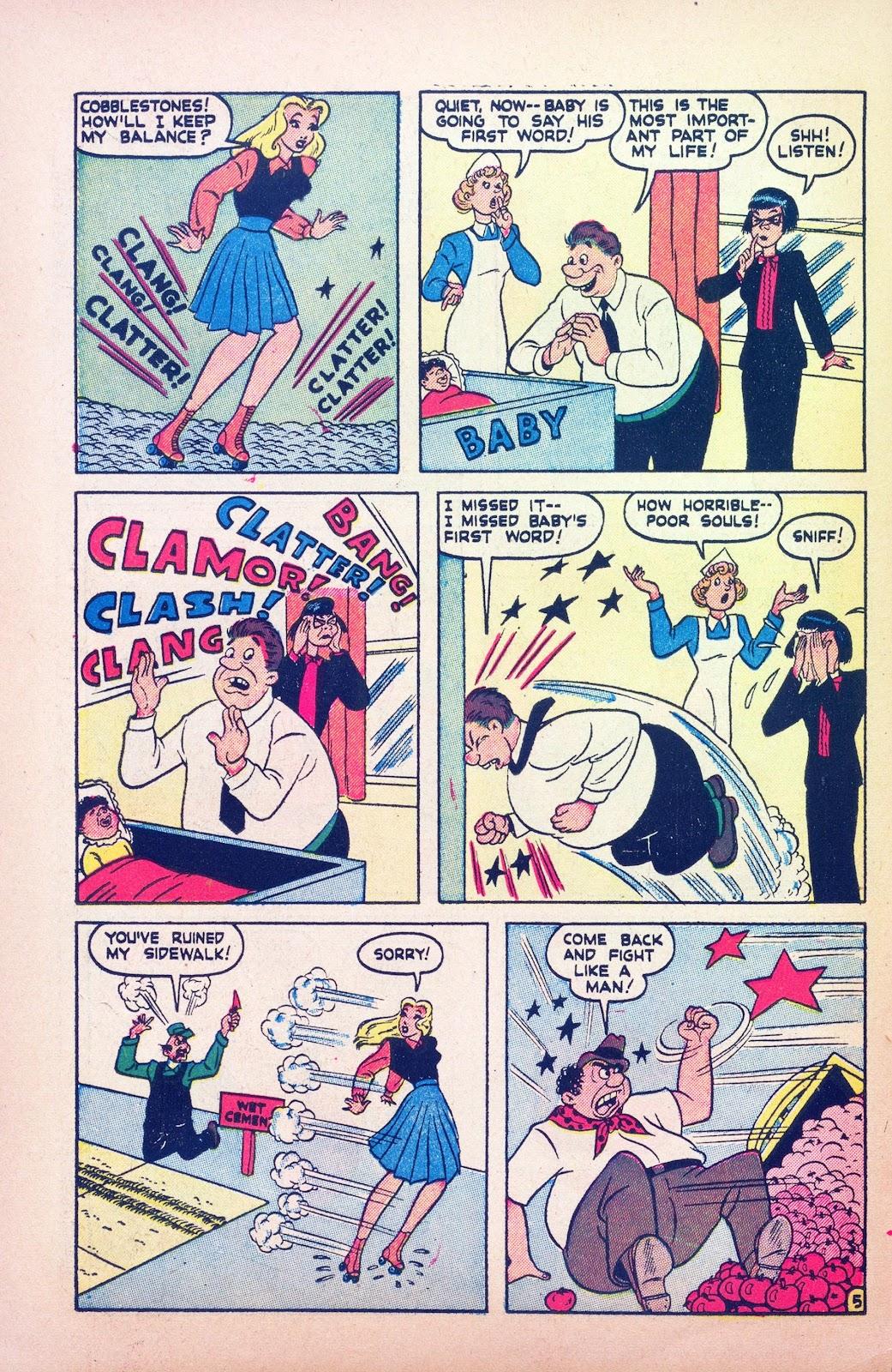 Read online Joker Comics comic -  Issue #39 - 16
