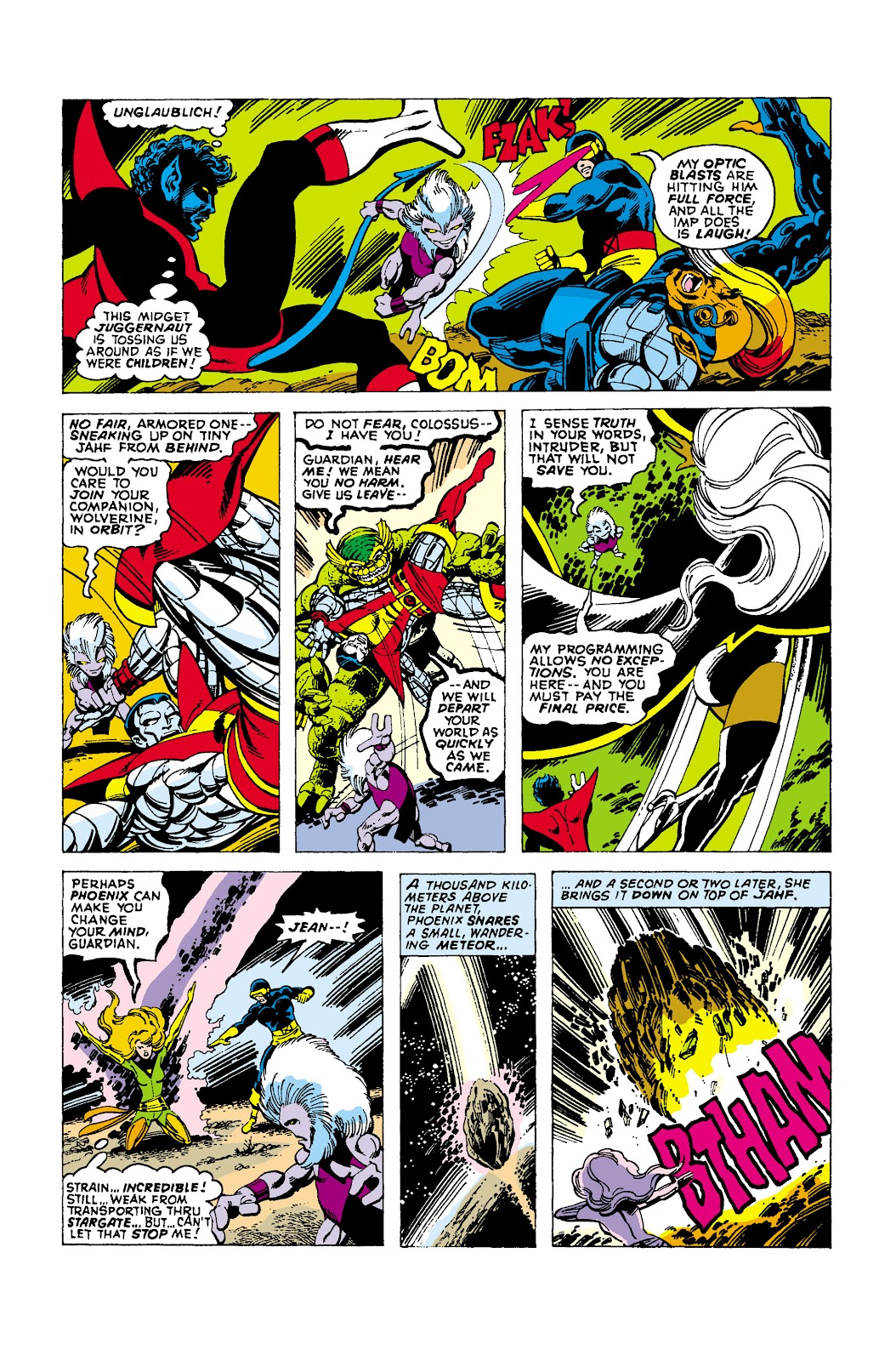 Uncanny X-Men (1963) issue 108 - Page 6