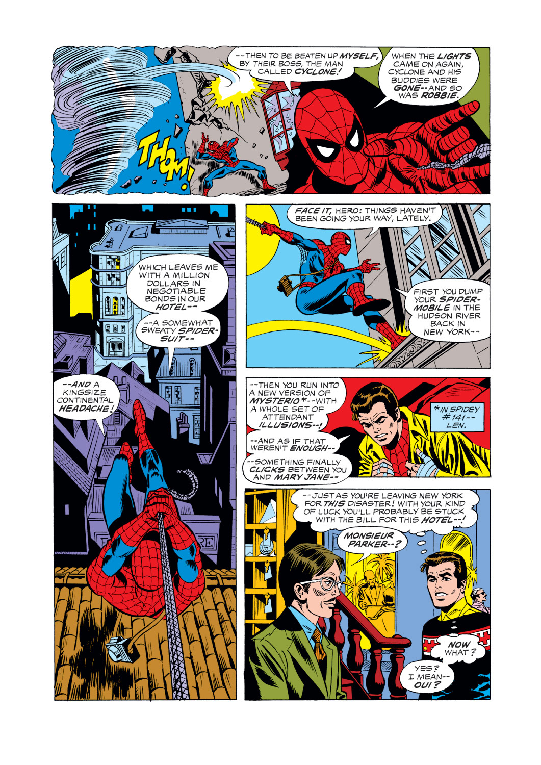 The Amazing Spider-Man (1963) 144 Page 3