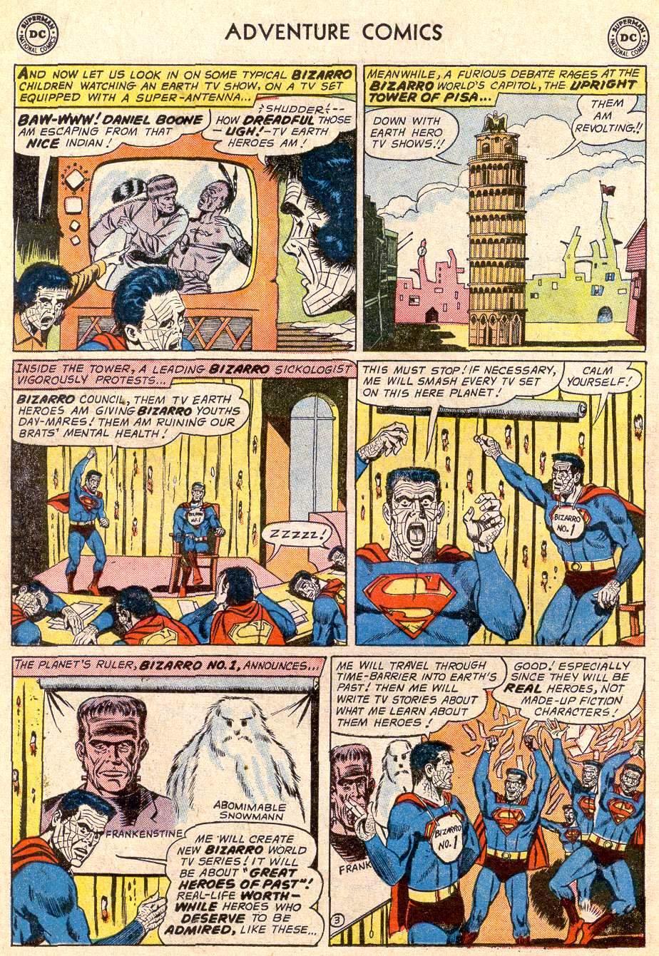 Read online Adventure Comics (1938) comic -  Issue #289 - 22