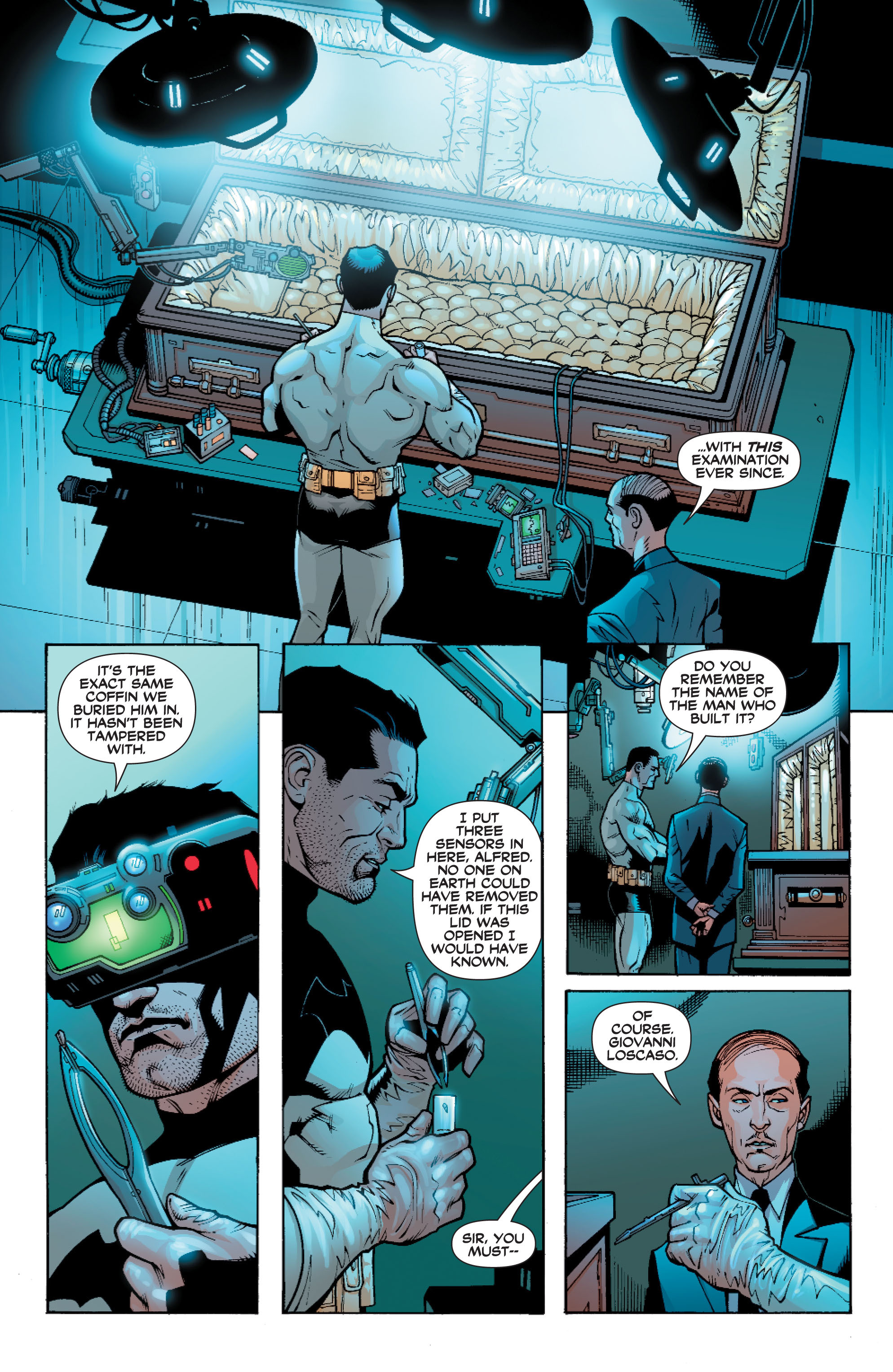 Read online Batman: Under The Red Hood comic -  Issue # Full - 188