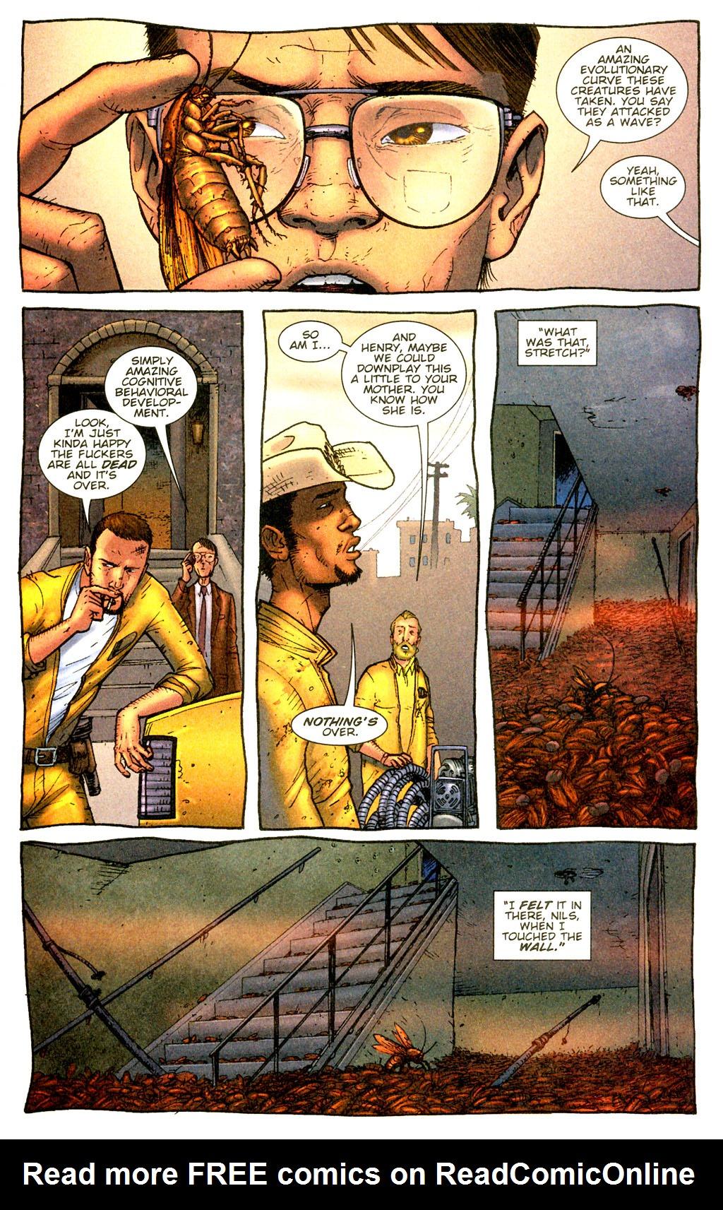 Read online The Exterminators comic -  Issue #5 - 22