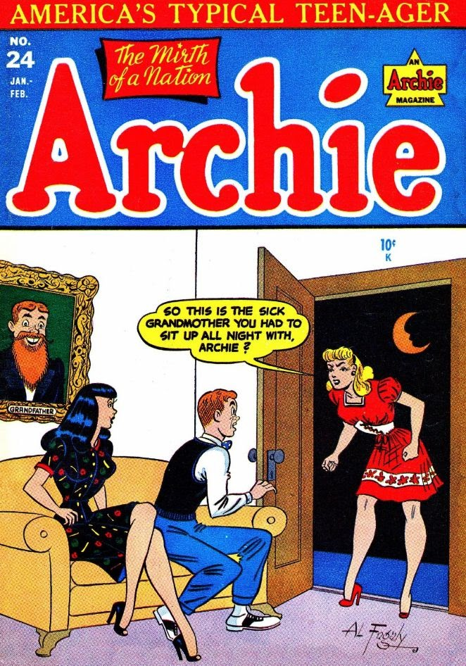 Archie Comics issue 024 - Page 1