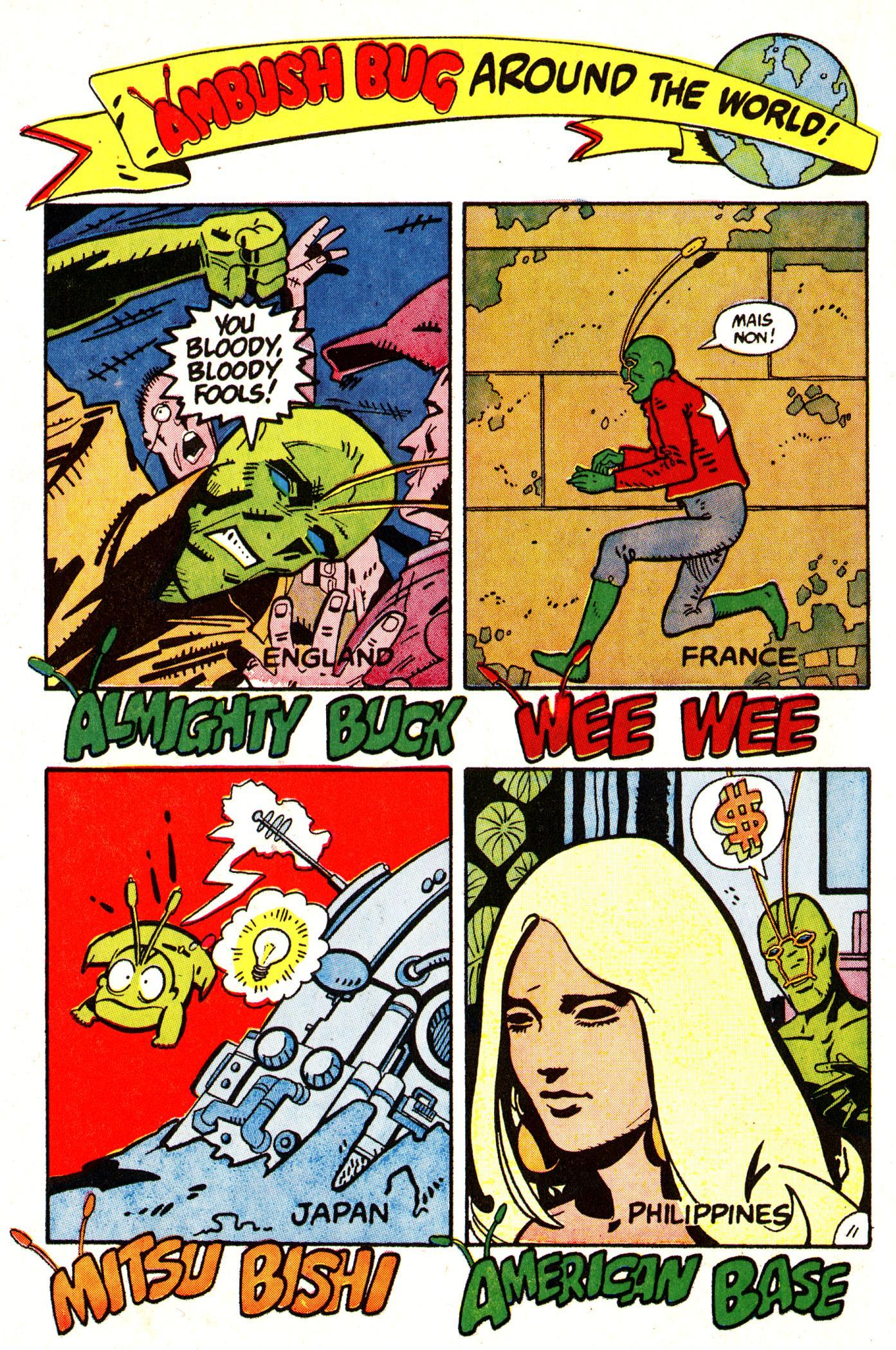Read online Ambush Bug comic -  Issue #3 - 16
