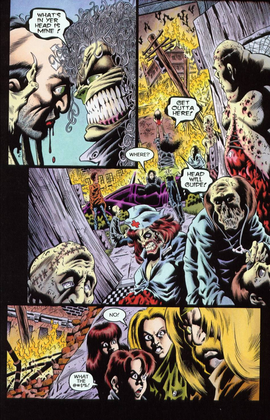Evil Ernie: Destroyer issue 5 - Page 23