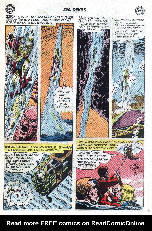 Read online Sea Devils comic -  Issue #9 - 32