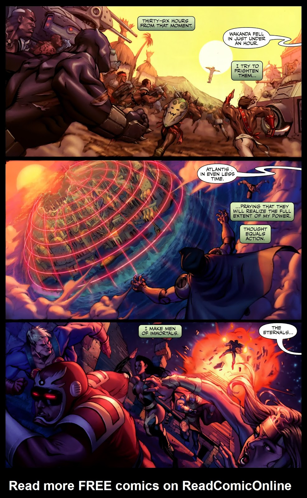 Read online What If? Secret Wars comic -  Issue # Full - 17