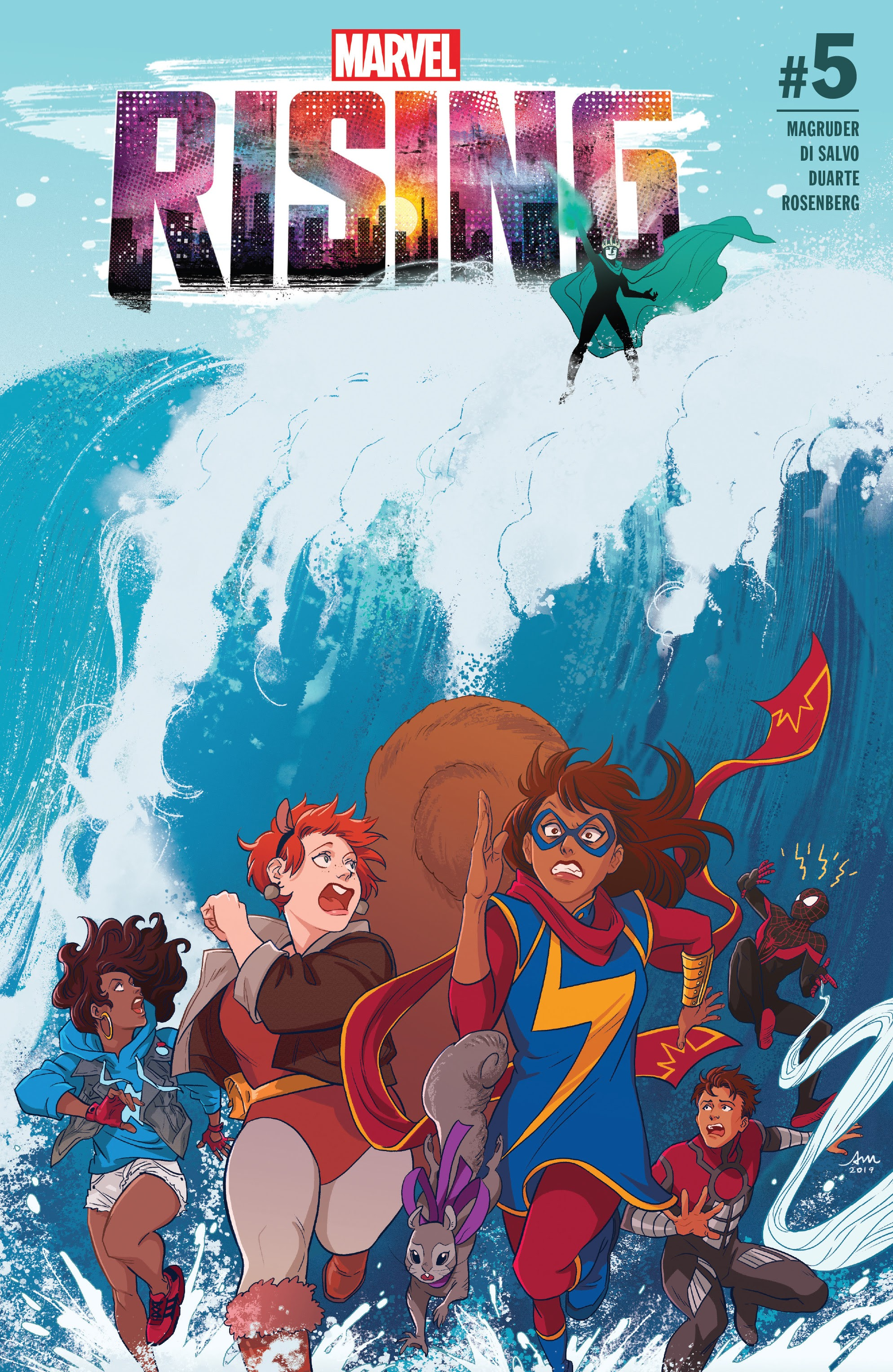 Marvel Rising (2019) 5 Page 1