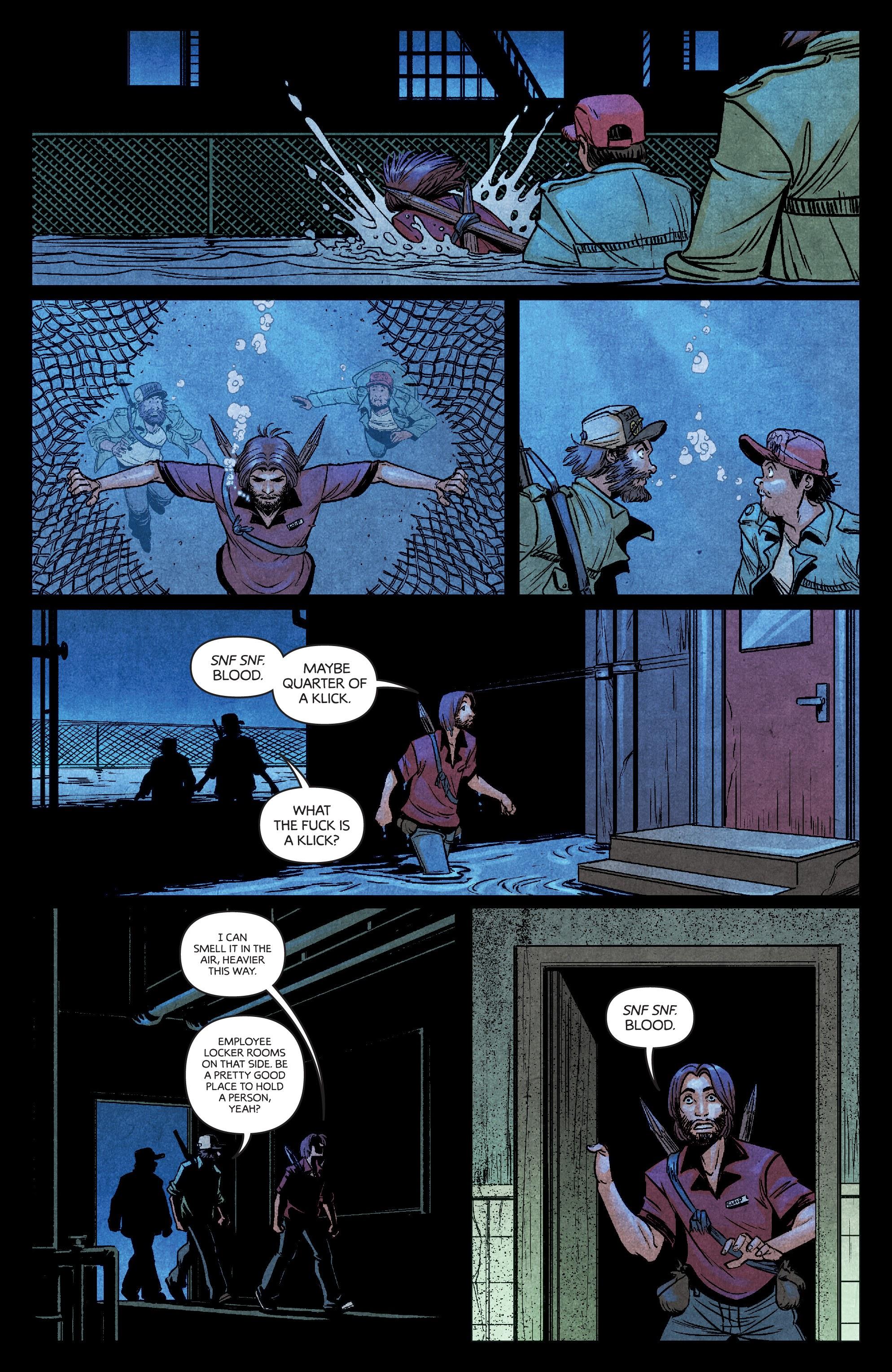Read online Dark Red comic -  Issue #4 - 15
