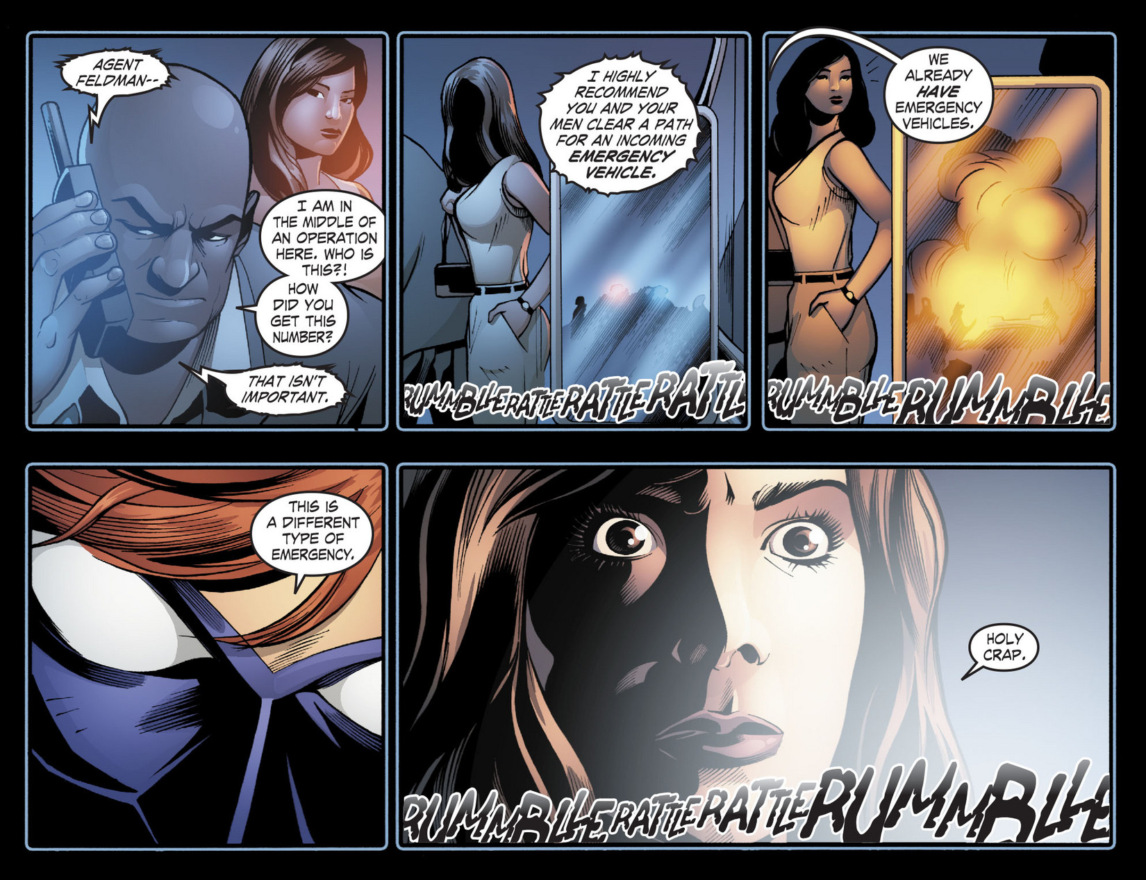 Read online Smallville: Season 11 comic -  Issue #20 - 17