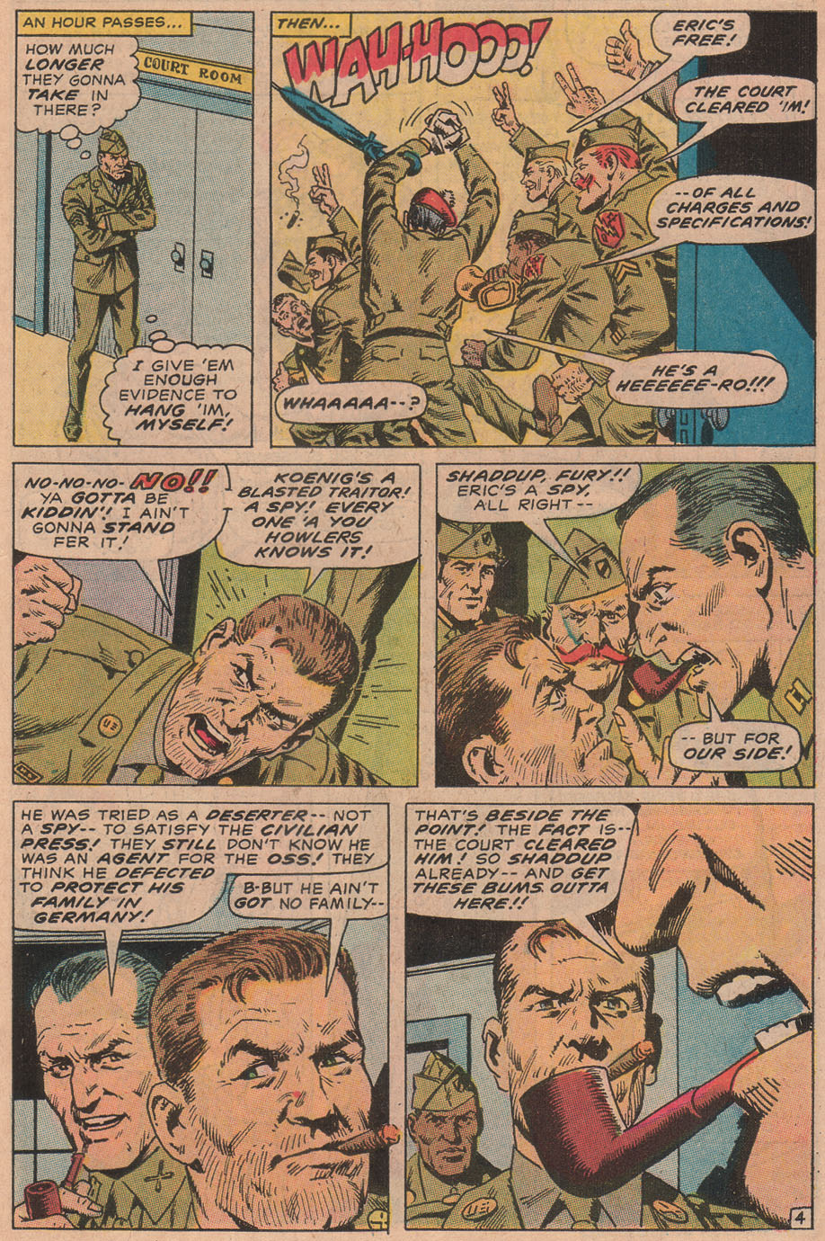 Read online Sgt. Fury comic -  Issue #79 - 7