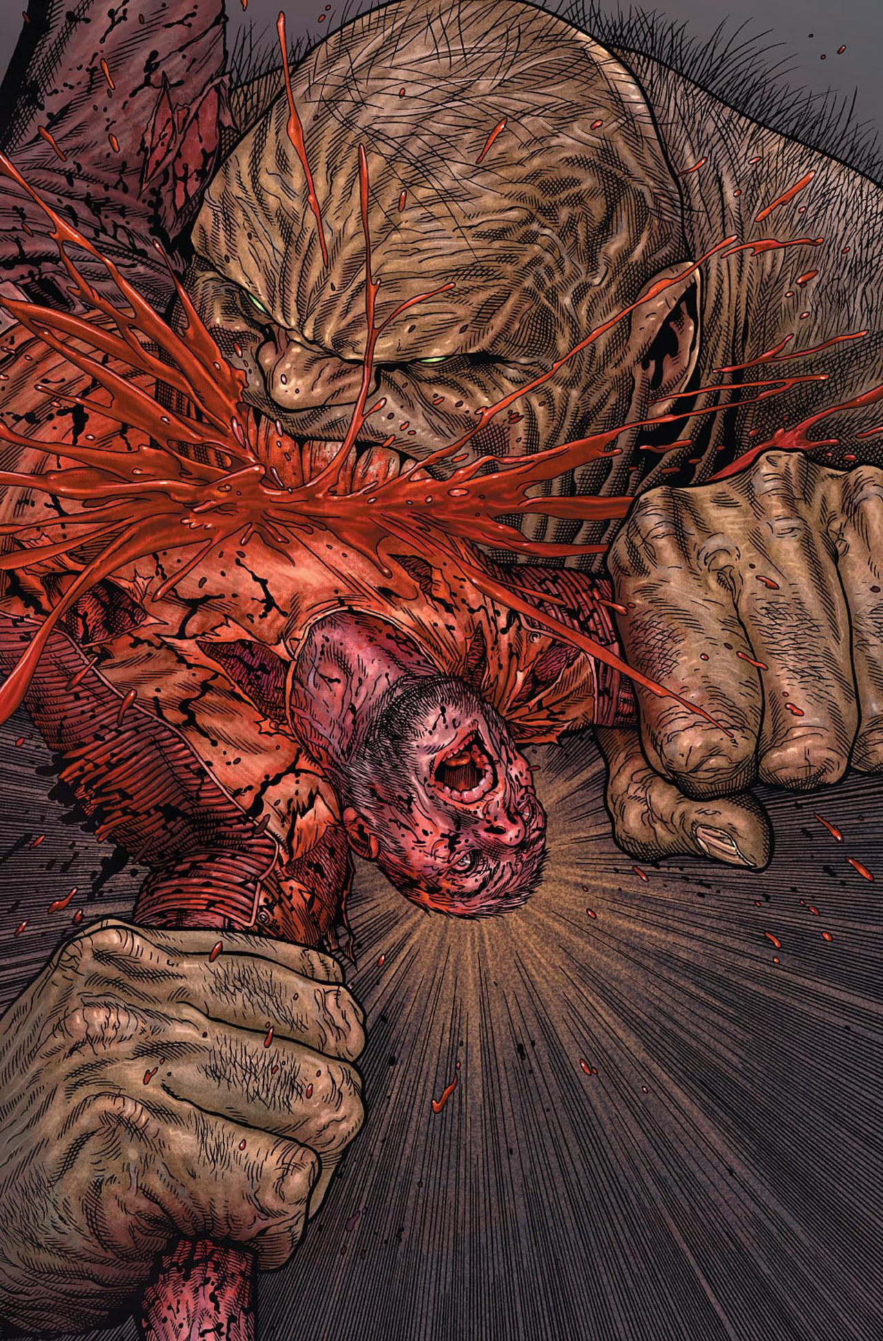 Read online Wolverine: Old Man Logan comic -  Issue # Full - 186