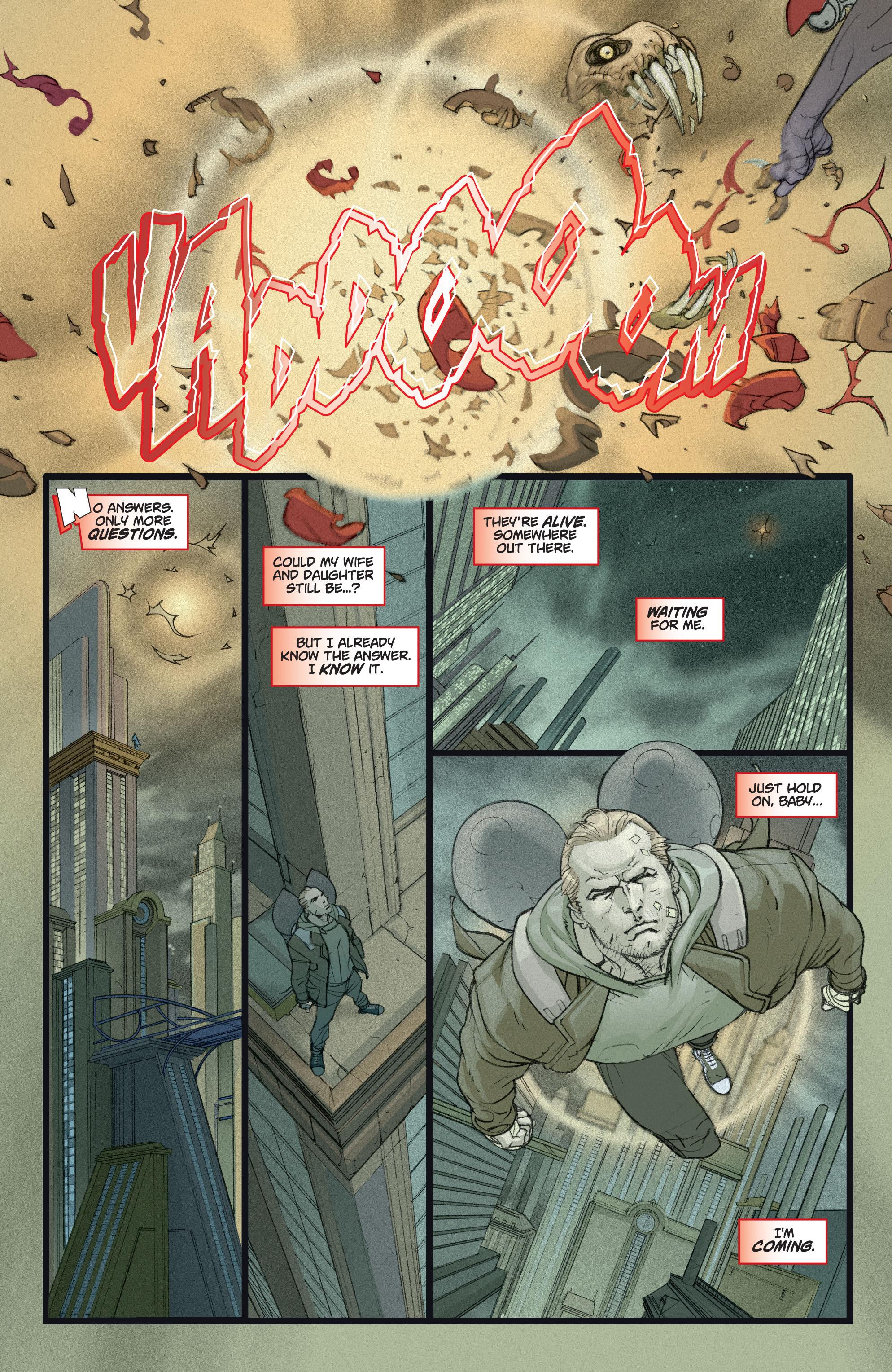 Read online Adam Strange (2004) comic -  Issue #2 - 13