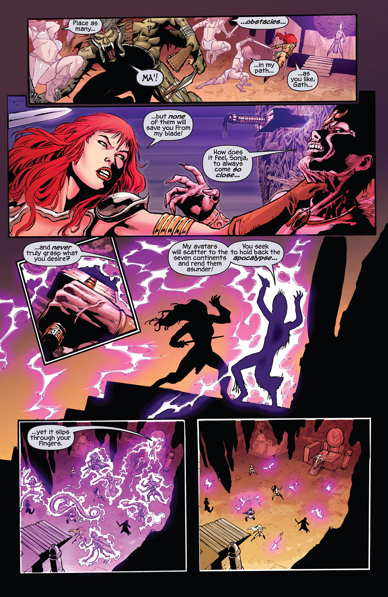 Read online Prophecy comic -  Issue #3 - 11