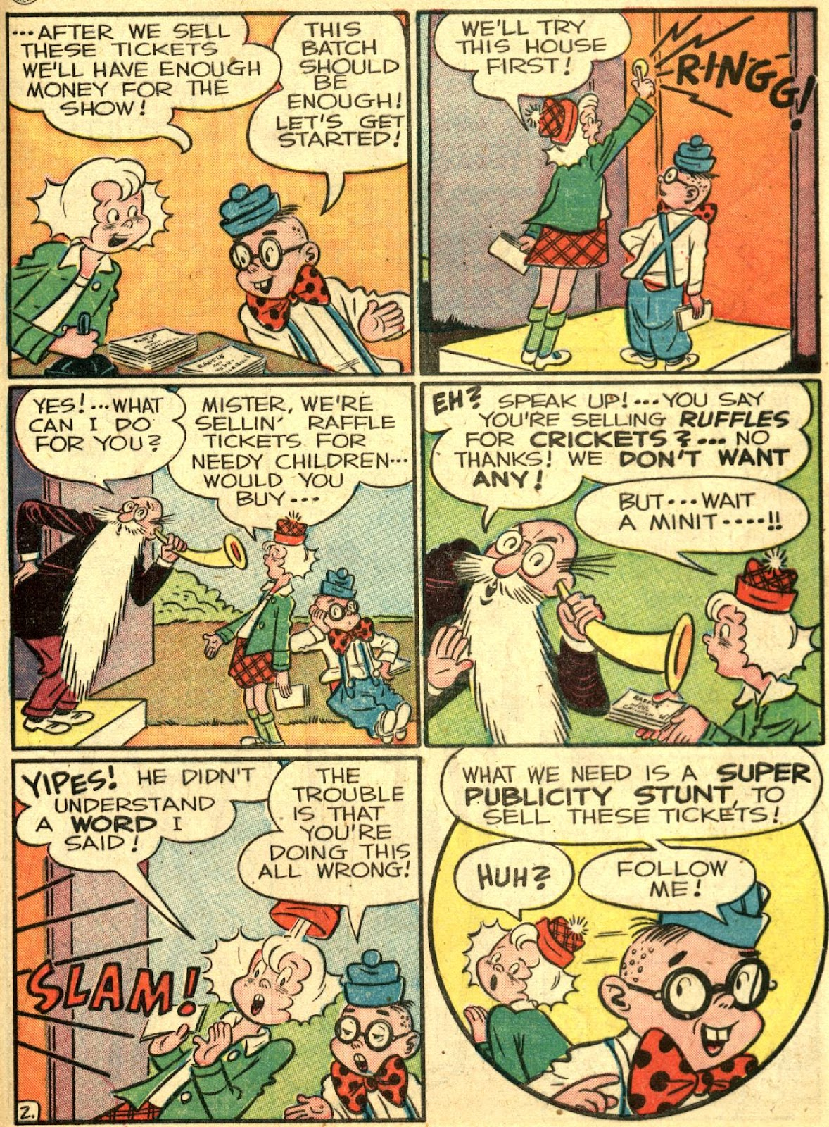 Comic Cavalcade issue 27 - Page 47