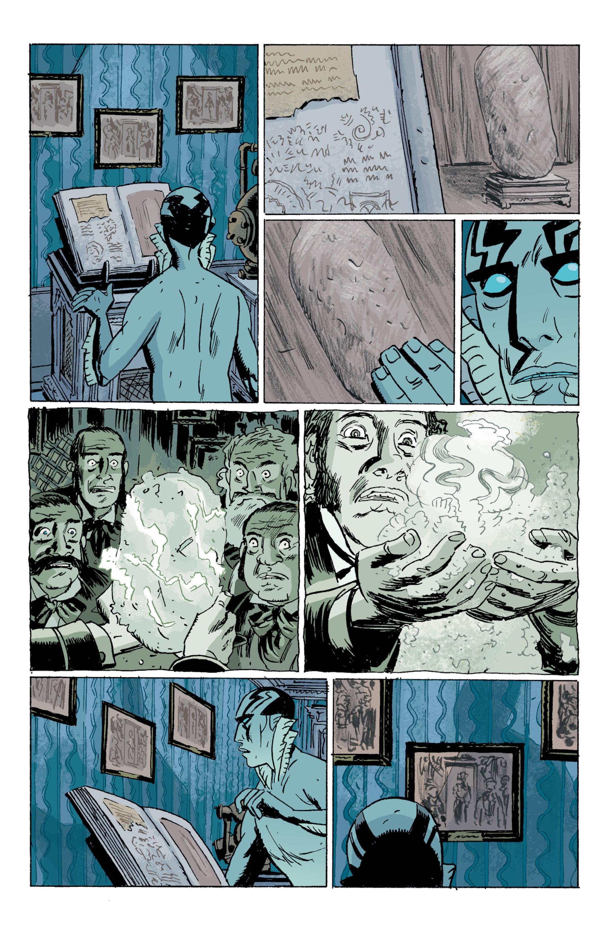 Read online B.P.R.D. (2003) comic -  Issue # TPB 7 - 79