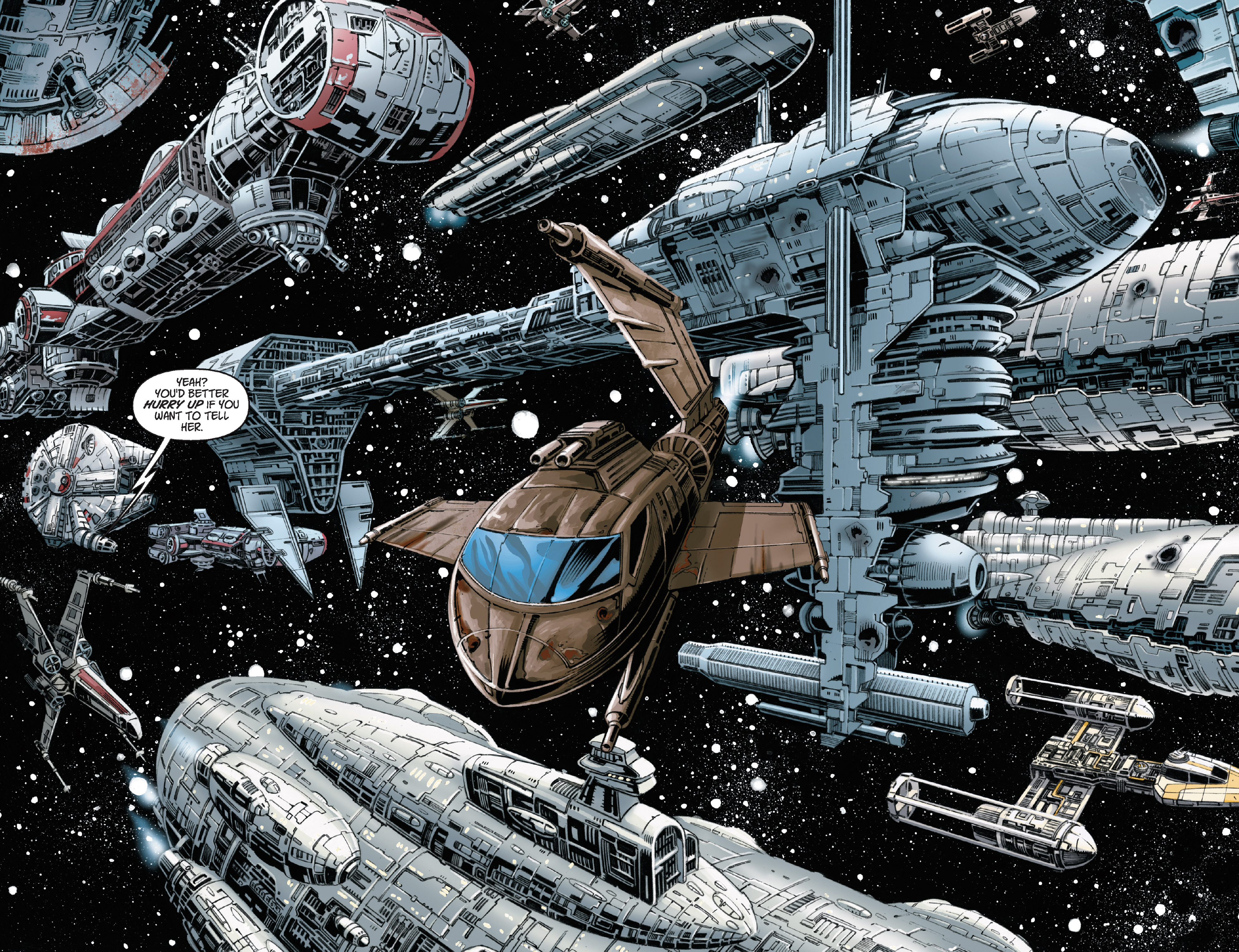 Read online Star Wars Omnibus comic -  Issue # Vol. 17 - 241