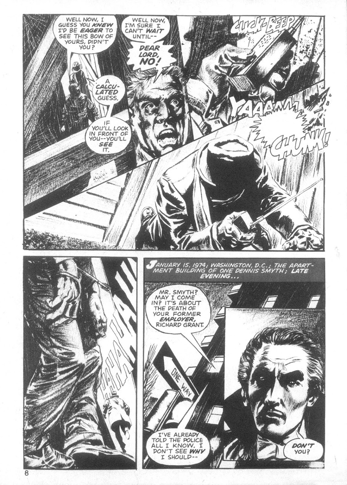 Dracula Lives issue 7 - Page 9