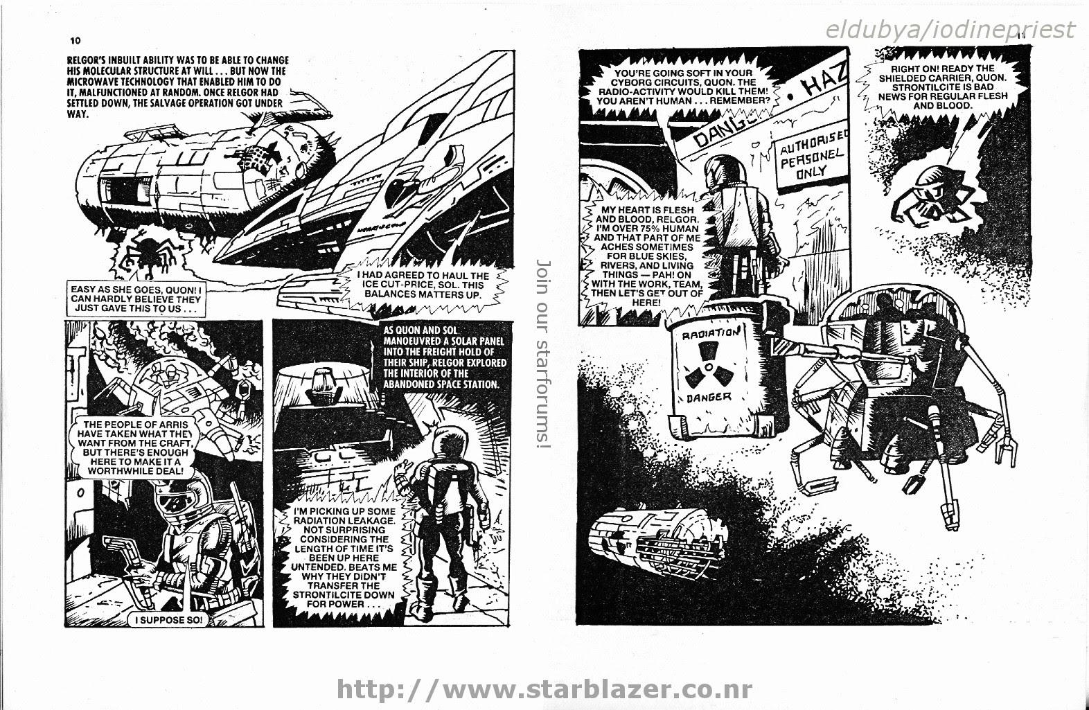 Starblazer issue 242 - Page 7