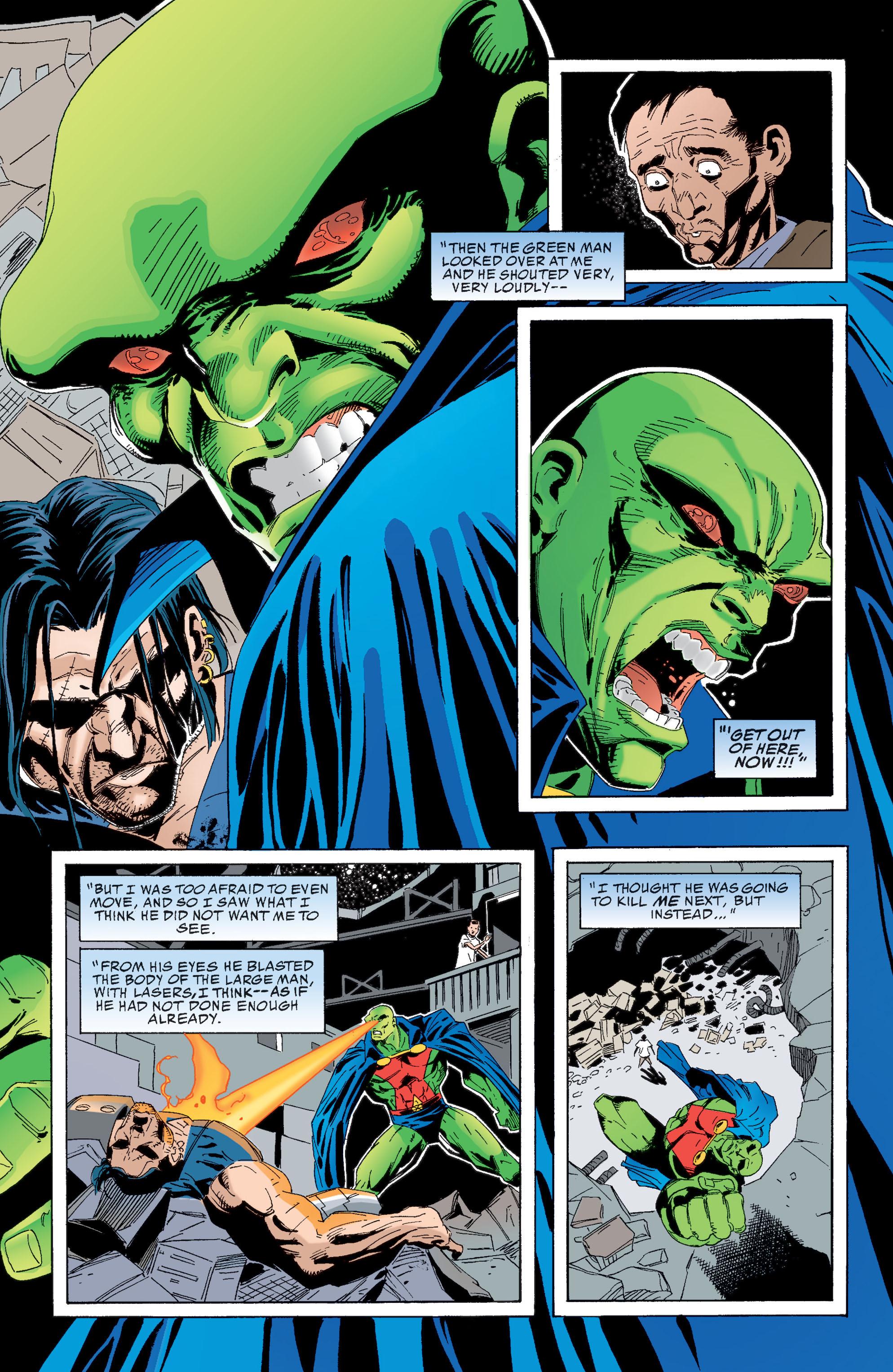 Read online Martian Manhunter: Son of Mars comic -  Issue # TPB - 134