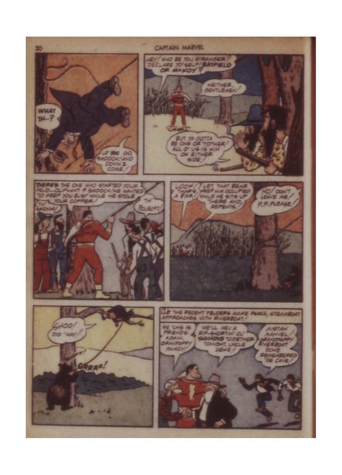 Captain Marvel Adventures issue 11 - Page 30