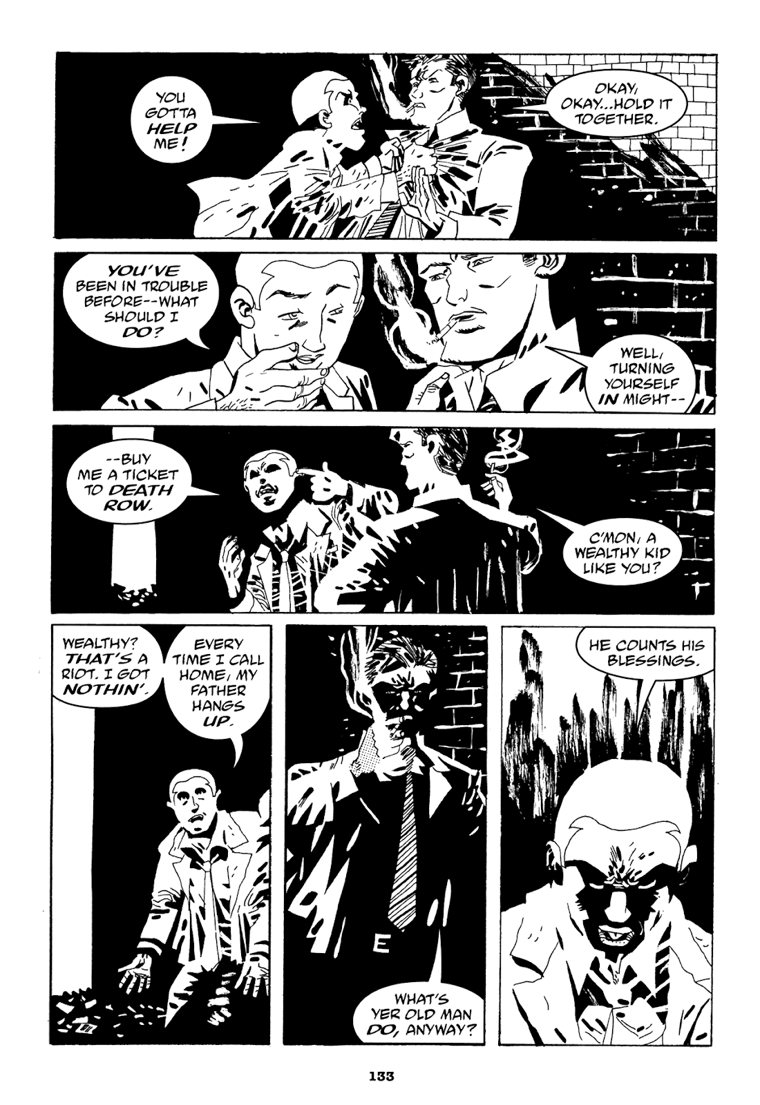 Read online Filthy Rich comic -  Issue # TPB (Part 2) - 38