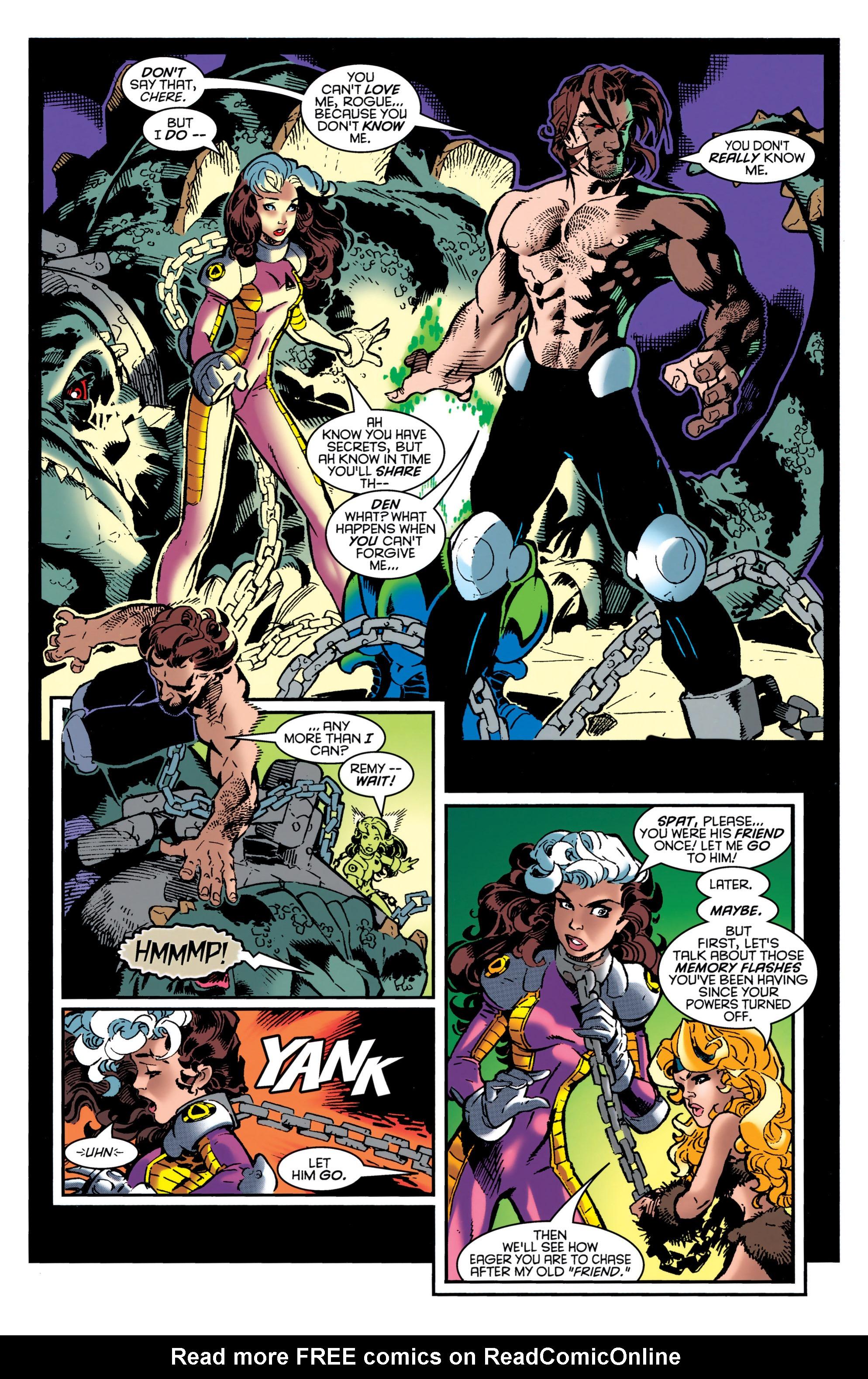 Read online Uncanny X-Men (1963) comic -  Issue #349 - 8