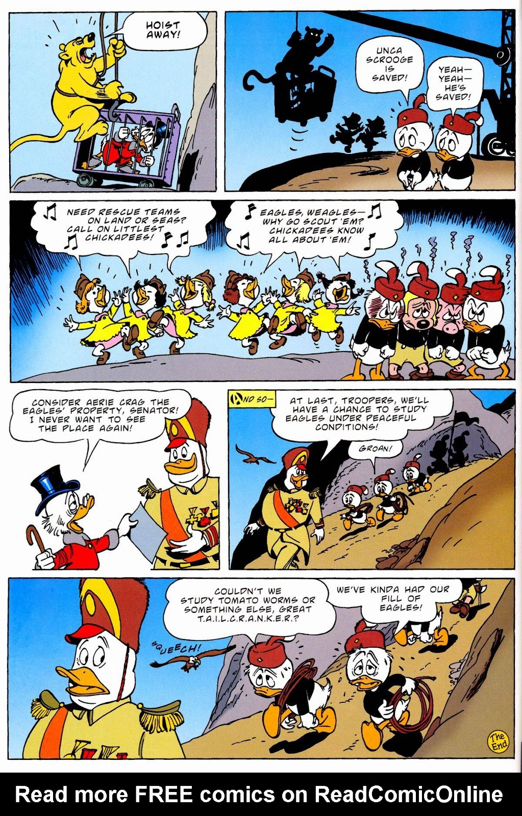 Walt Disney's Comics and Stories issue 641 - Page 66