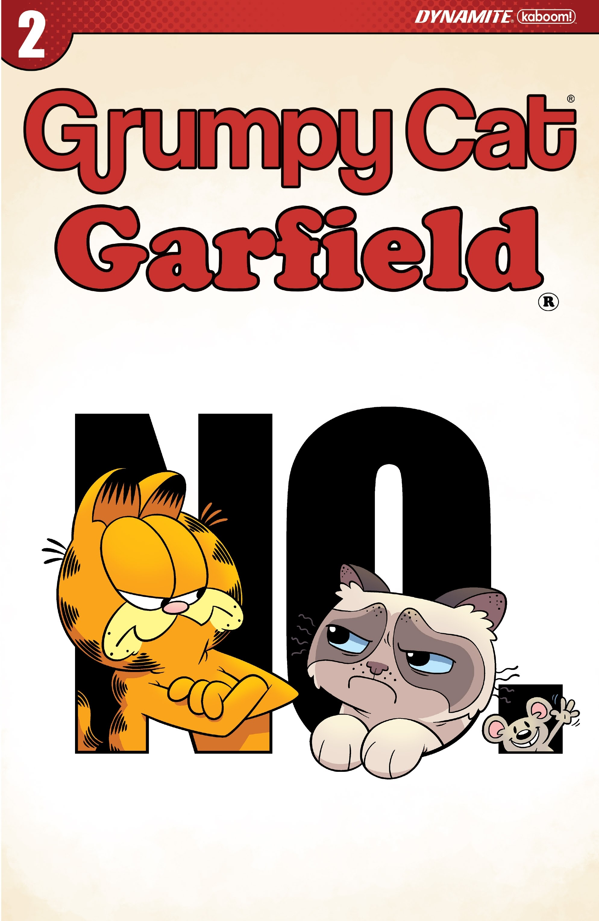 Read Grumpy Cat Garfield Issue 2 Online