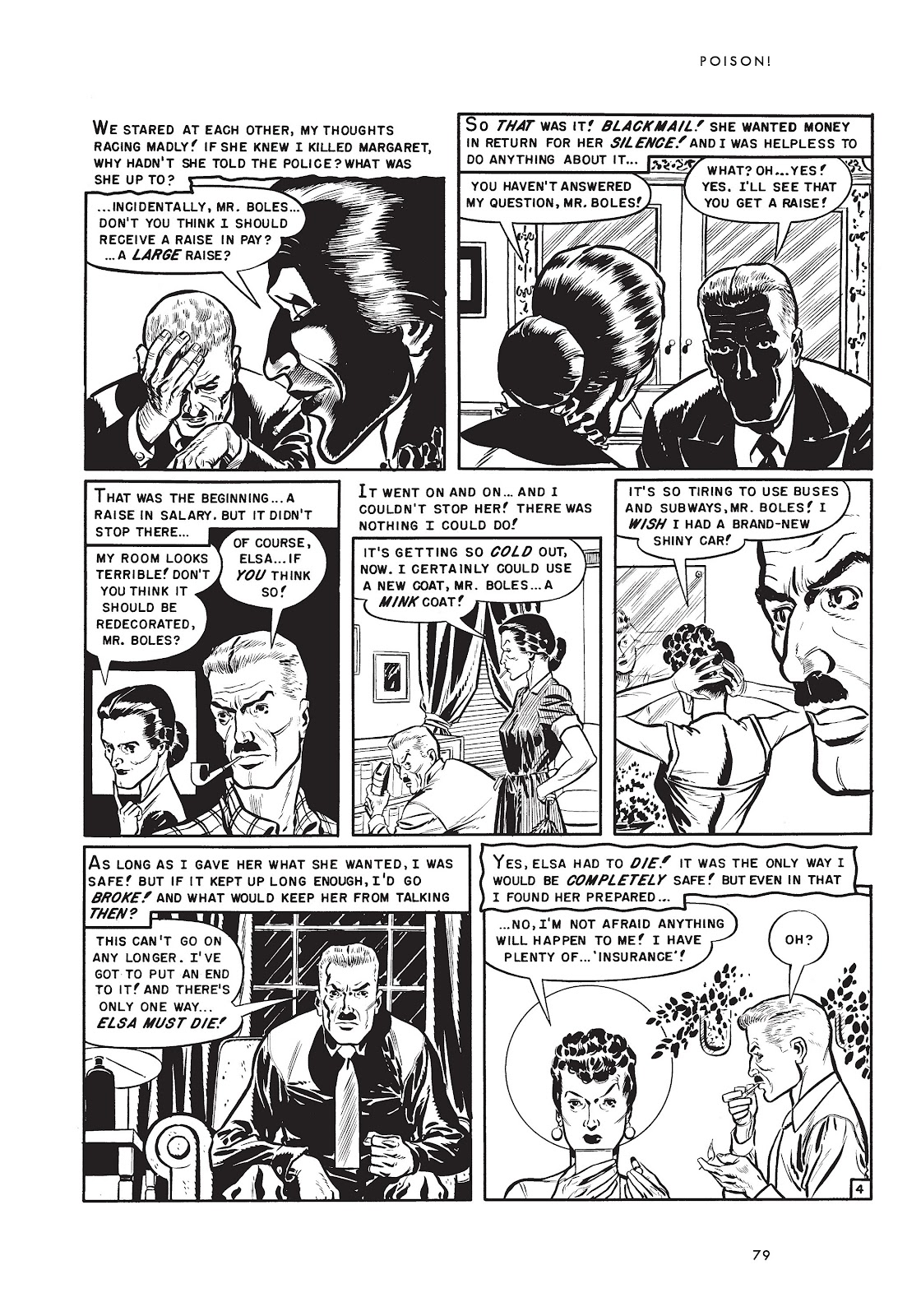 Read online Voodoo Vengeance and Other Stories comic -  Issue # TPB (Part 1) - 96