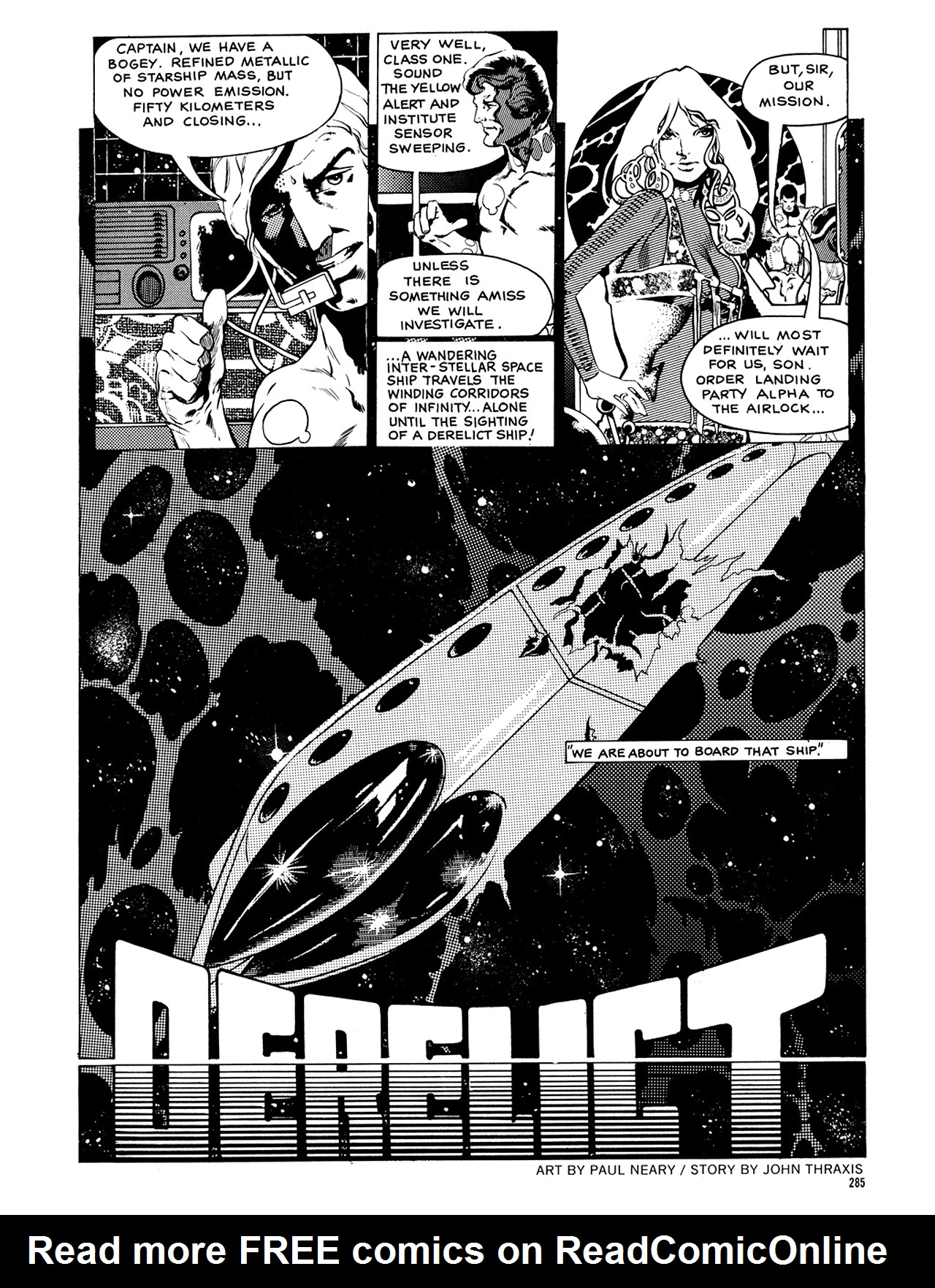 Read online Eerie Archives comic -  Issue # TPB 8 - 286