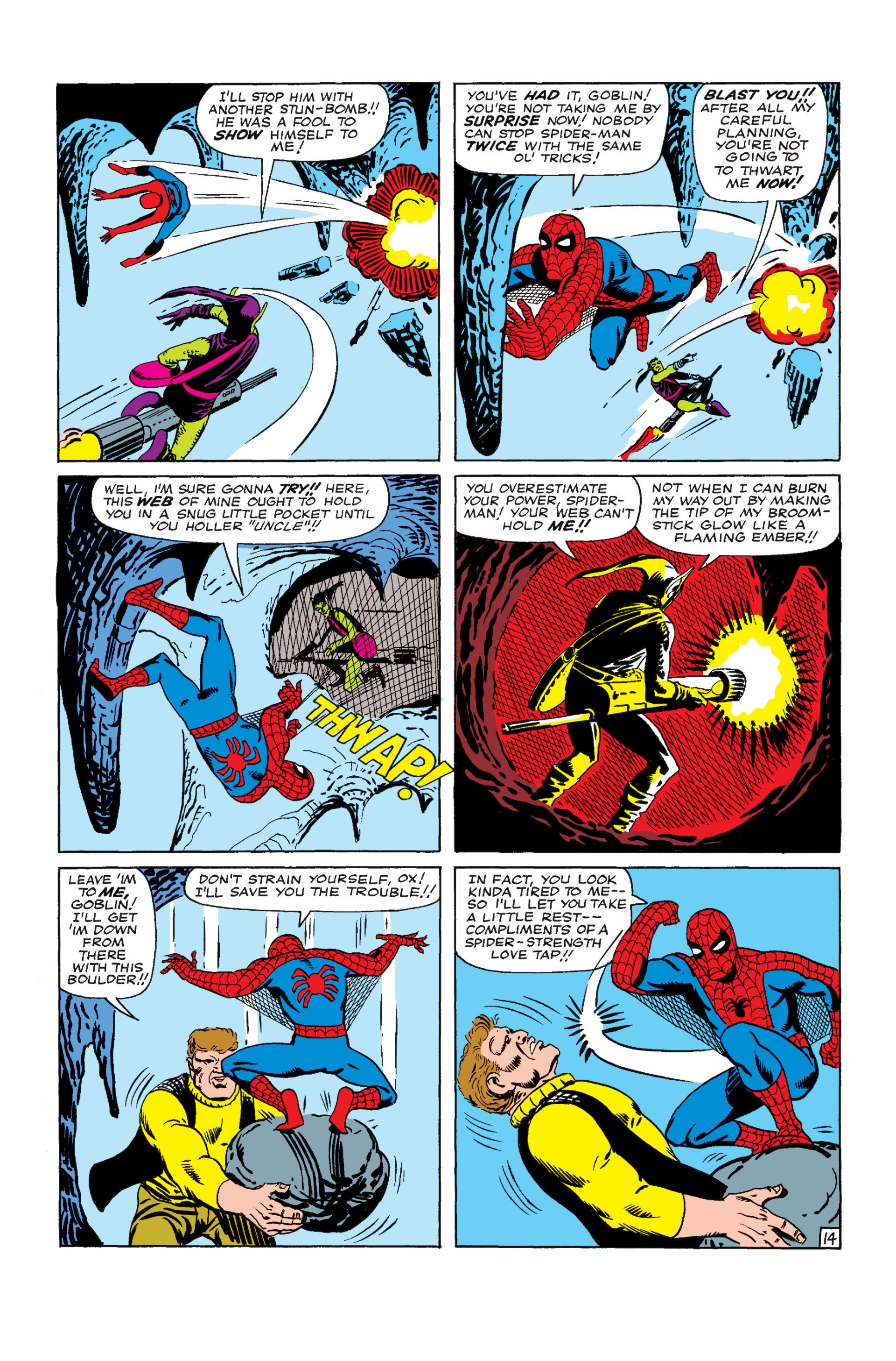 The Amazing Spider-Man (1963) 14 Page 14