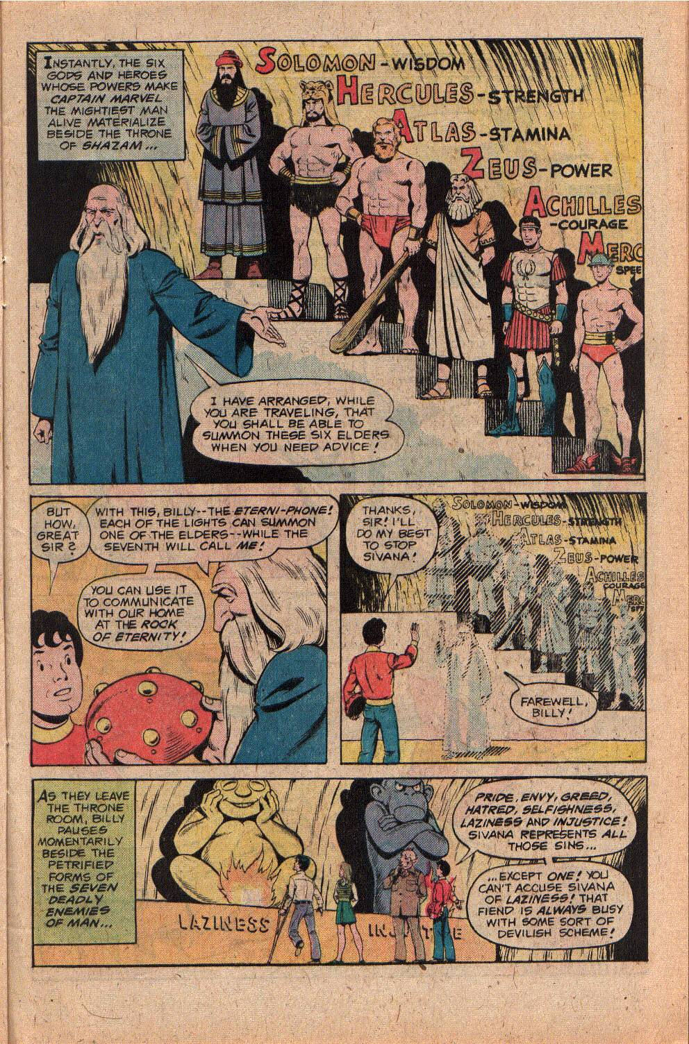 Read online Shazam! (1973) comic -  Issue #26 - 9