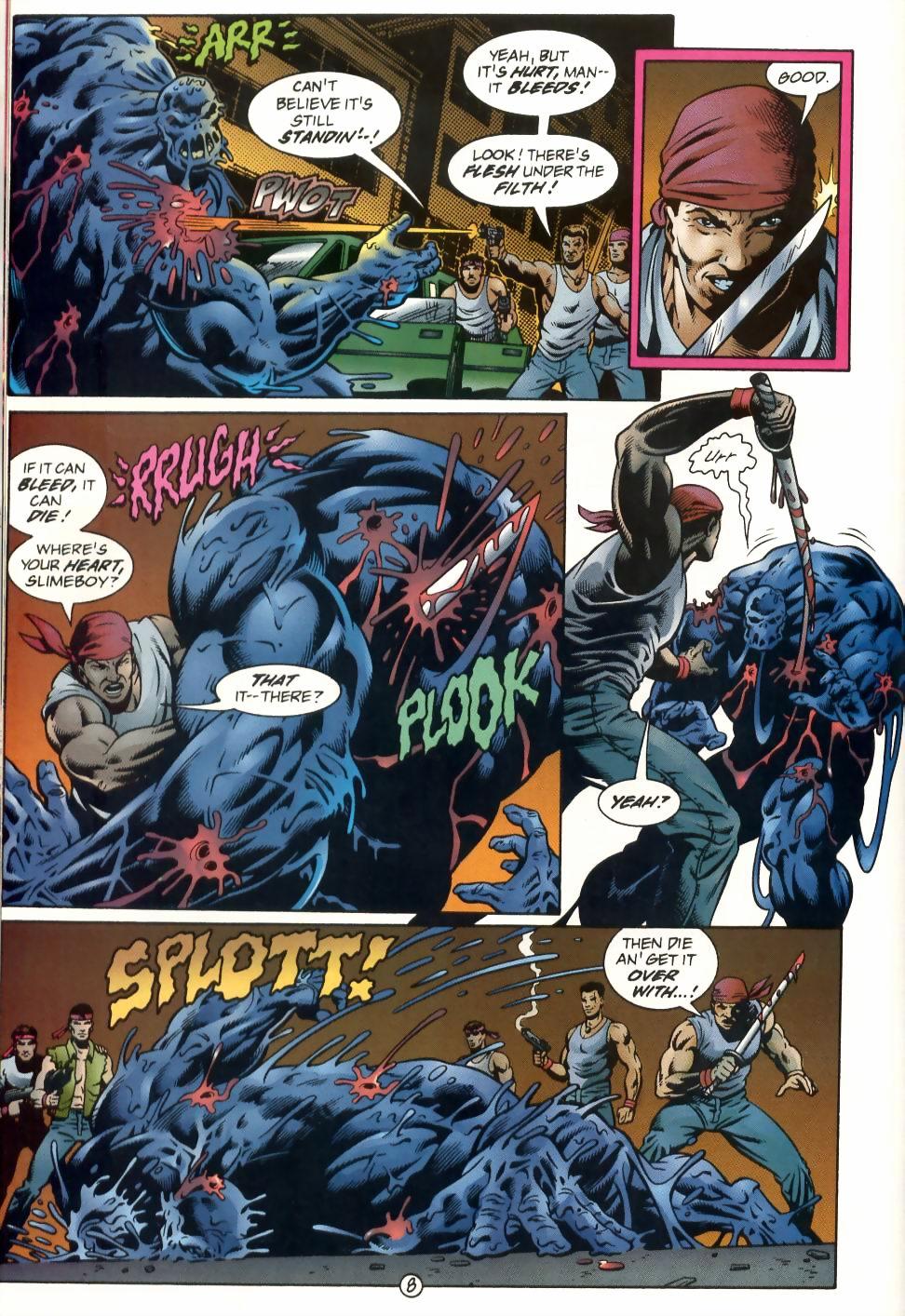 Read online Sludge comic -  Issue #1 - 9