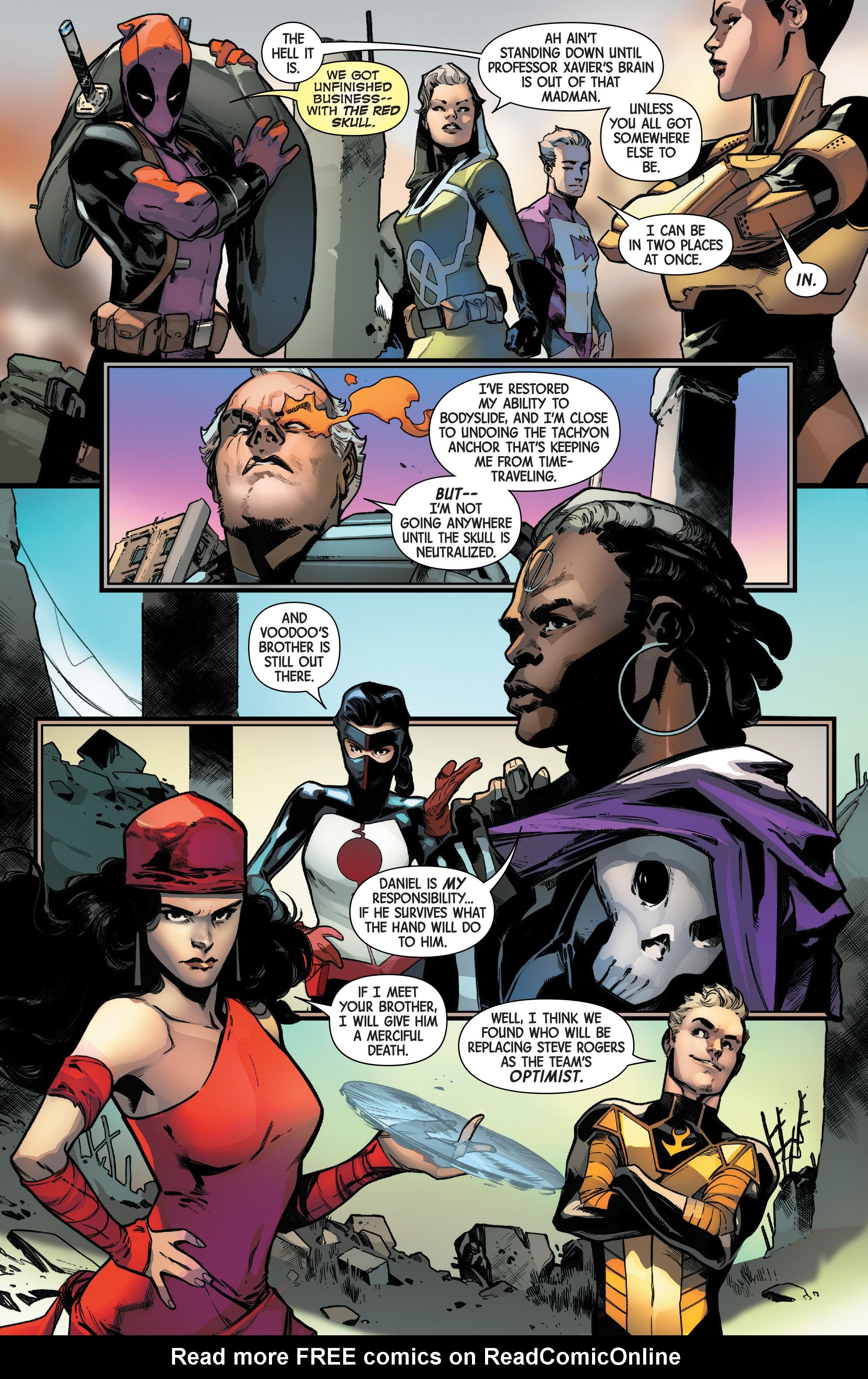 Read online Uncanny Avengers [II] comic -  Issue #17 - 18