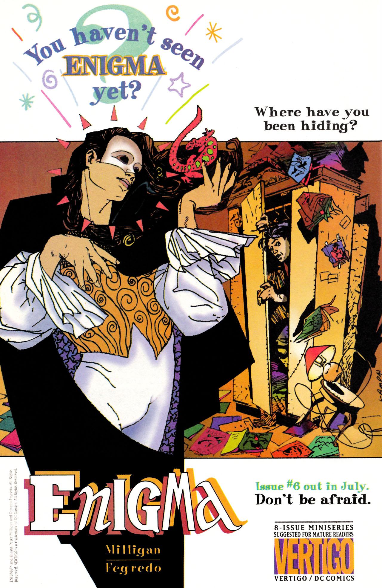 Read online Sebastian O comic -  Issue #3 - 28