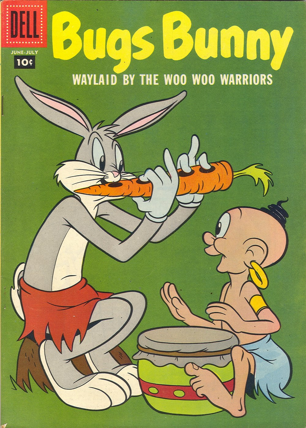 Bugs Bunny (1952) issue 55 - Page 1