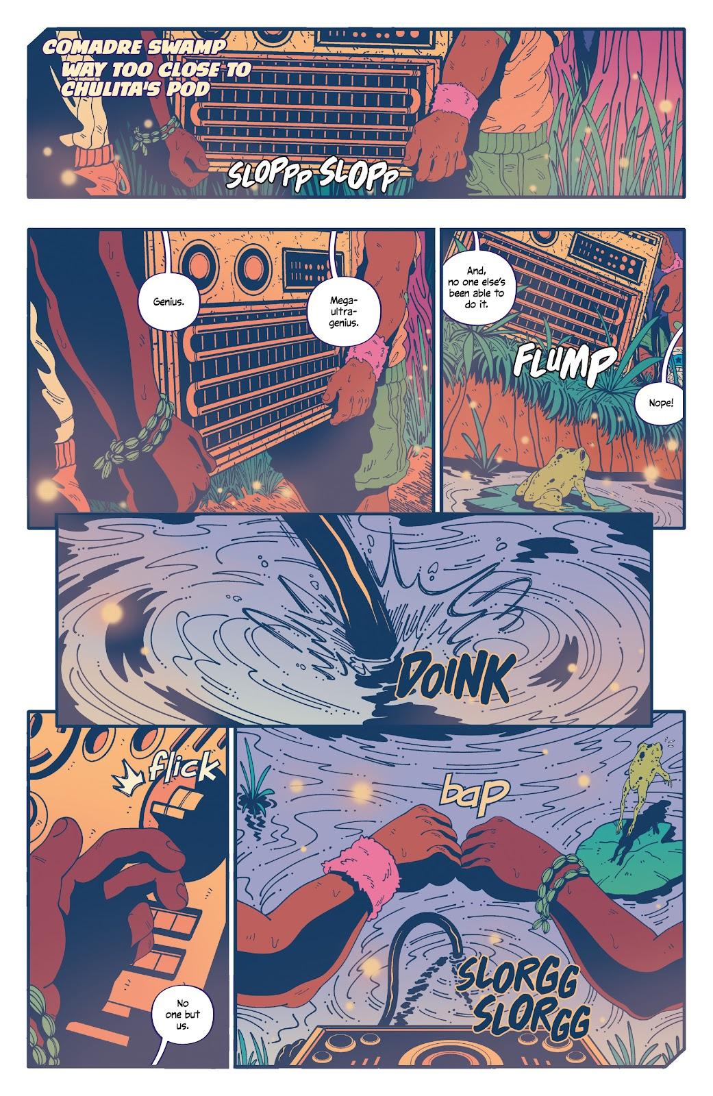 Read online b.b. free comic -  Issue #2 - 12