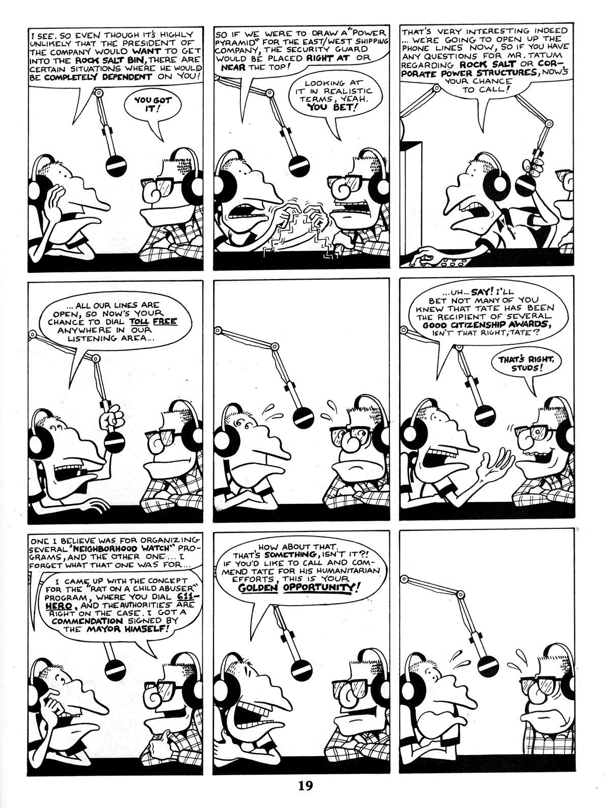 Read online Neat Stuff comic -  Issue #8 - 21