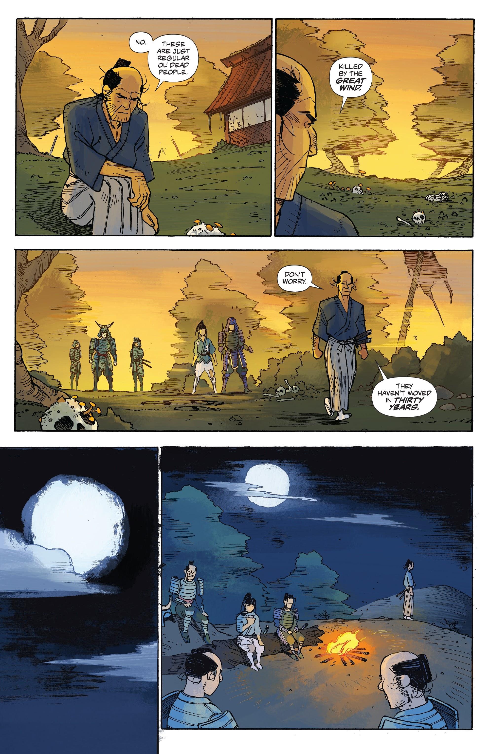 Read online Ronin Island comic -  Issue #3 - 12