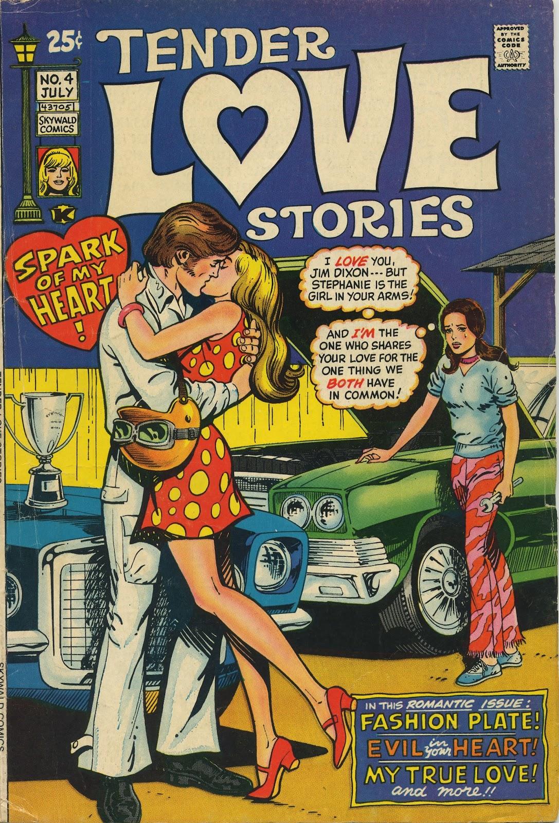 Tender Love Stories 4 Page 1