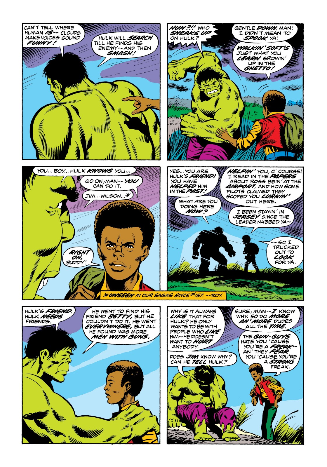 Read online Marvel Masterworks: The Incredible Hulk comic -  Issue # TPB 9 (Part 3) - 26