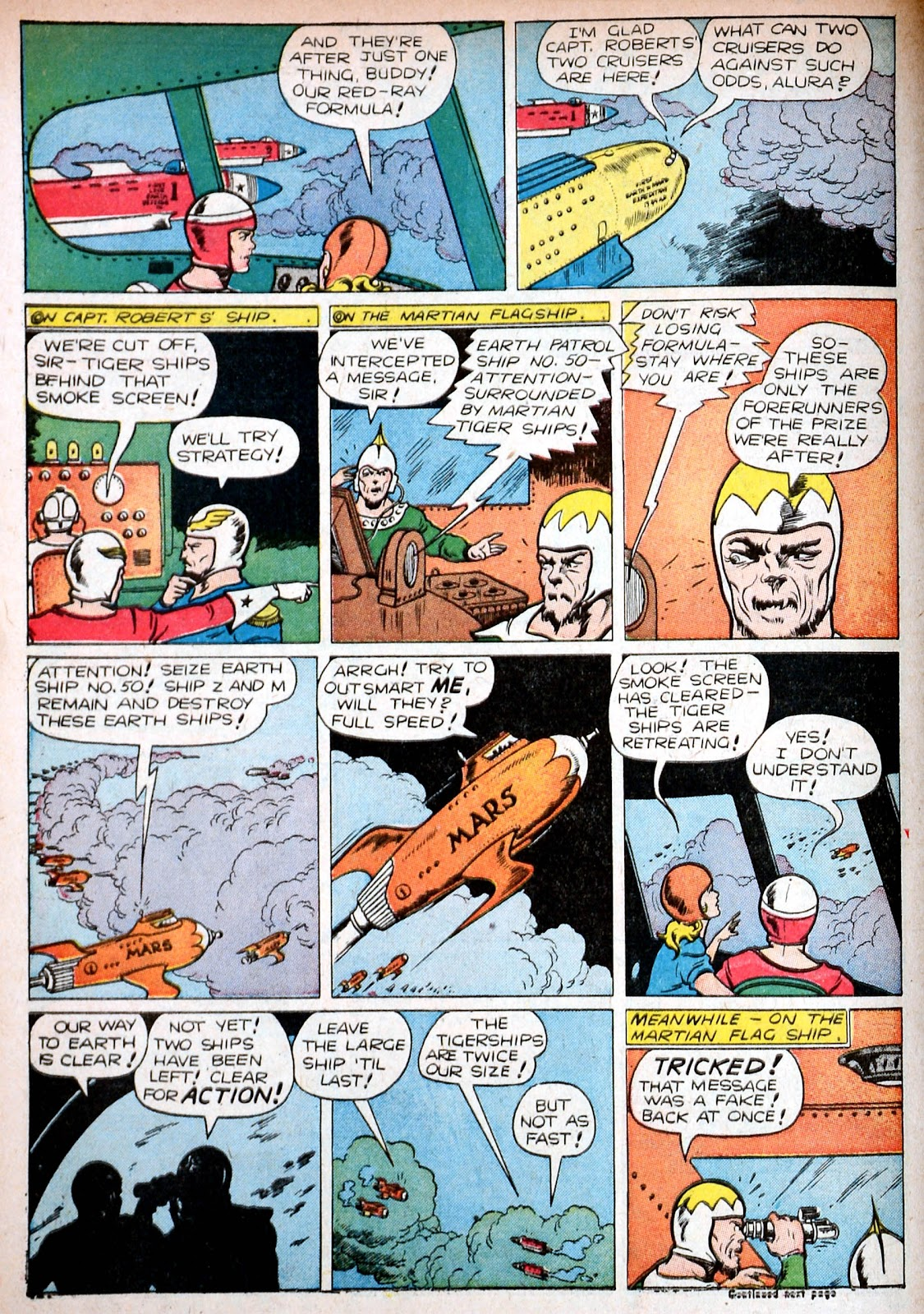 Read online Famous Funnies comic -  Issue #85 - 18