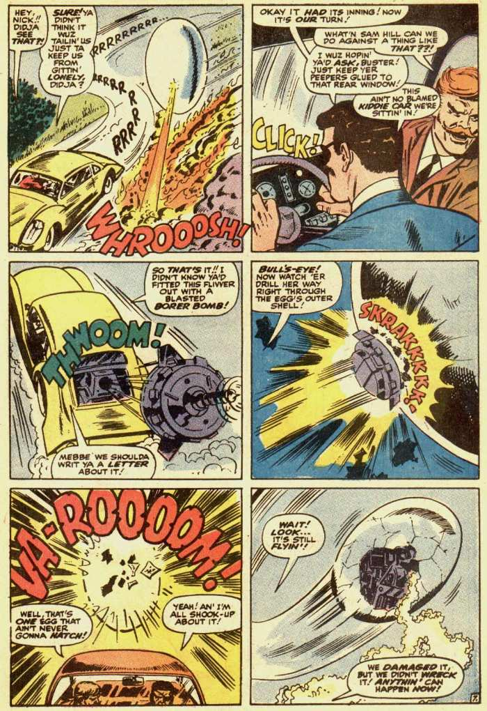 Nick Fury, Agent of SHIELD issue 18 - Page 32