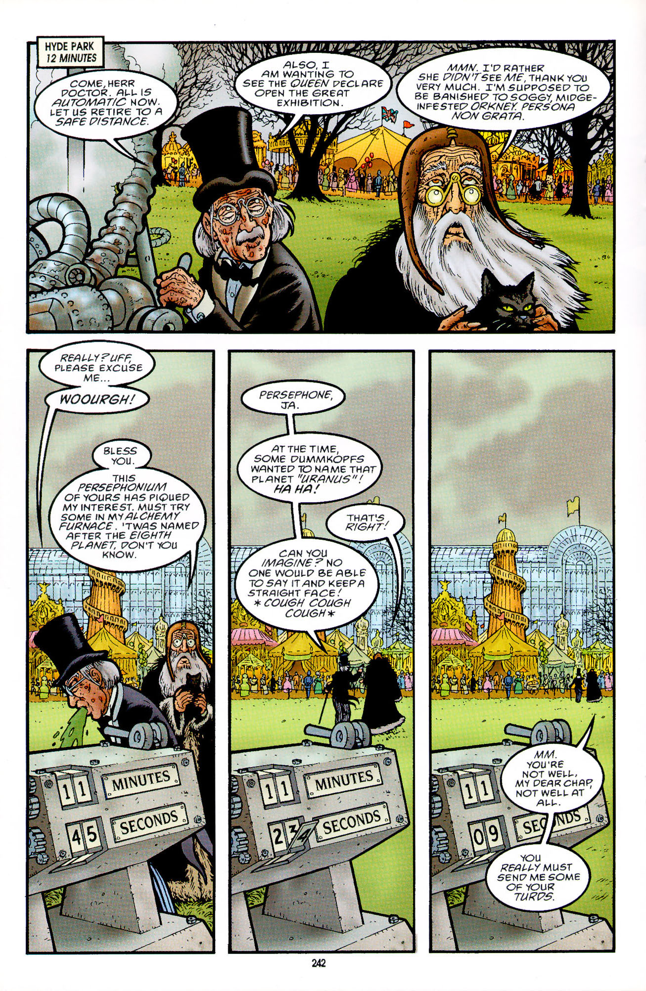 Read online Heart of Empire comic -  Issue #8 - 18