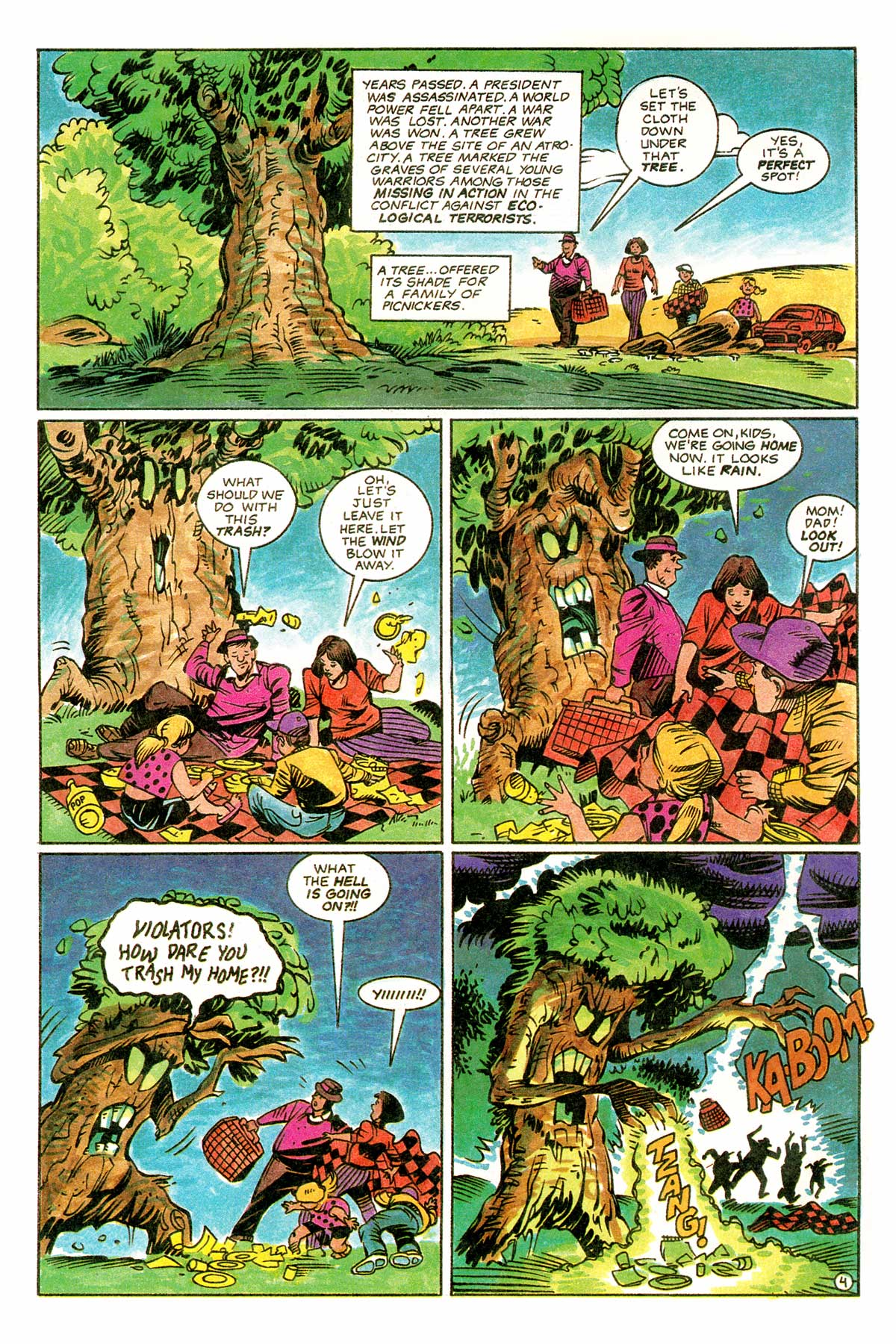 Read online E-man (1993) comic -  Issue # Full - 7