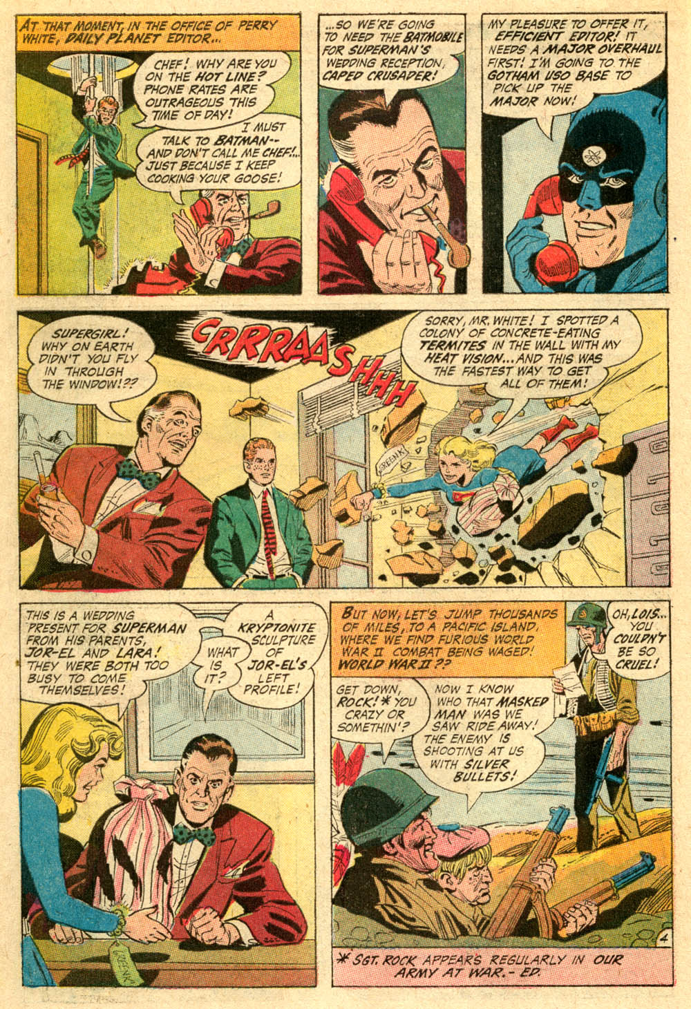 Read online Action Comics (1938) comic -  Issue #388 - 6