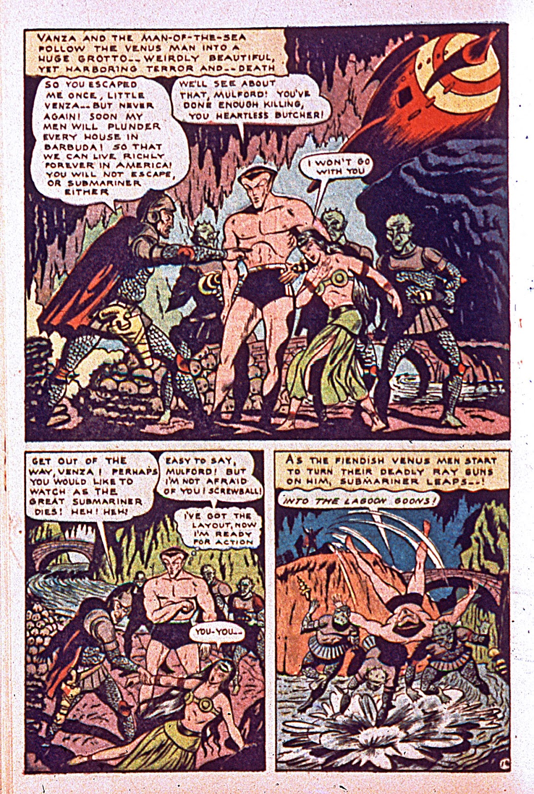 Daring Comics issue 10 - Page 16