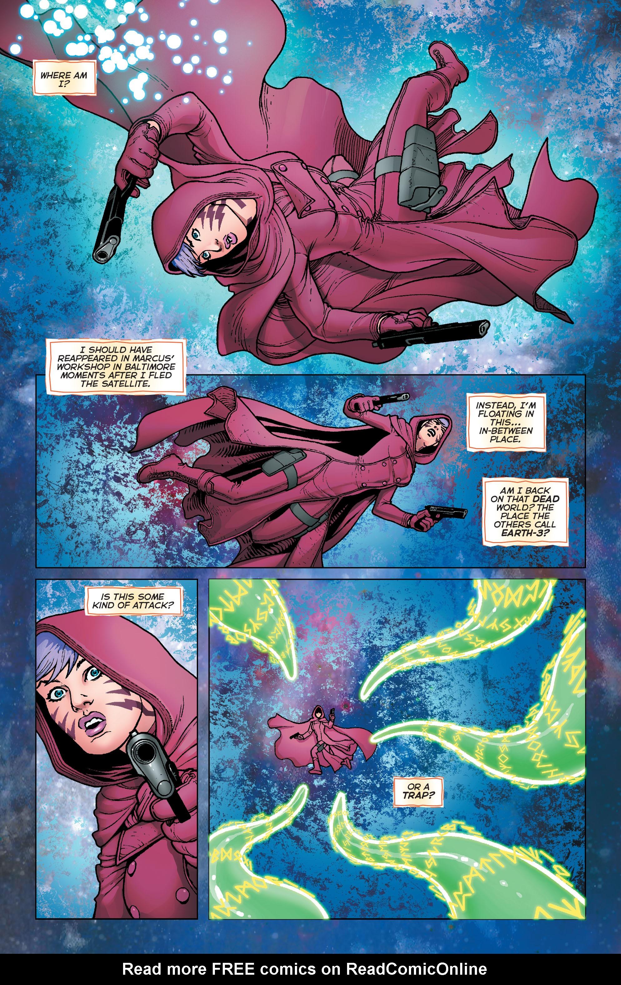 Read online Trinity of Sin: Pandora comic -  Issue #5 - 12