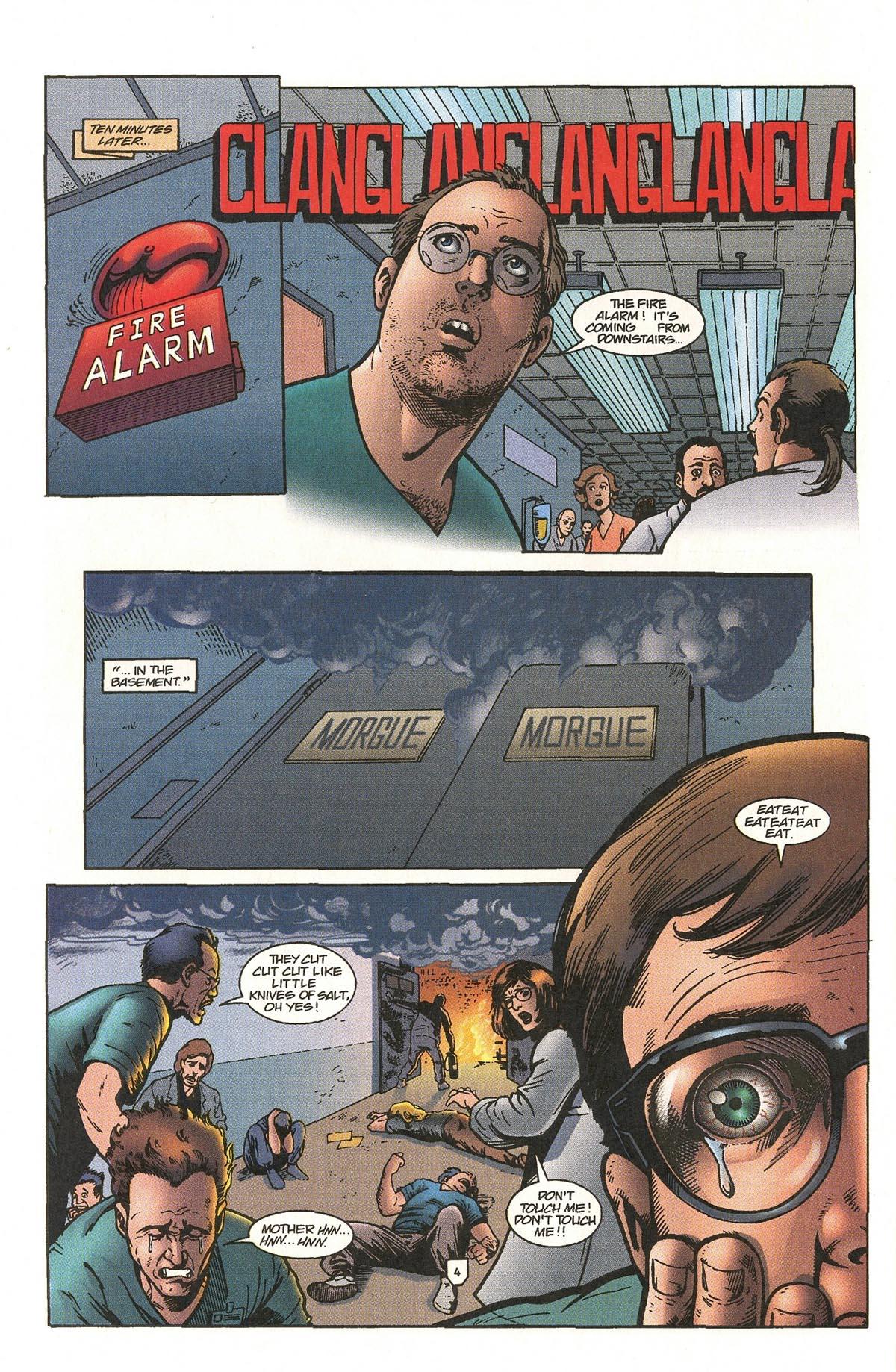 Read online UltraForce (1995) comic -  Issue #5 - 6